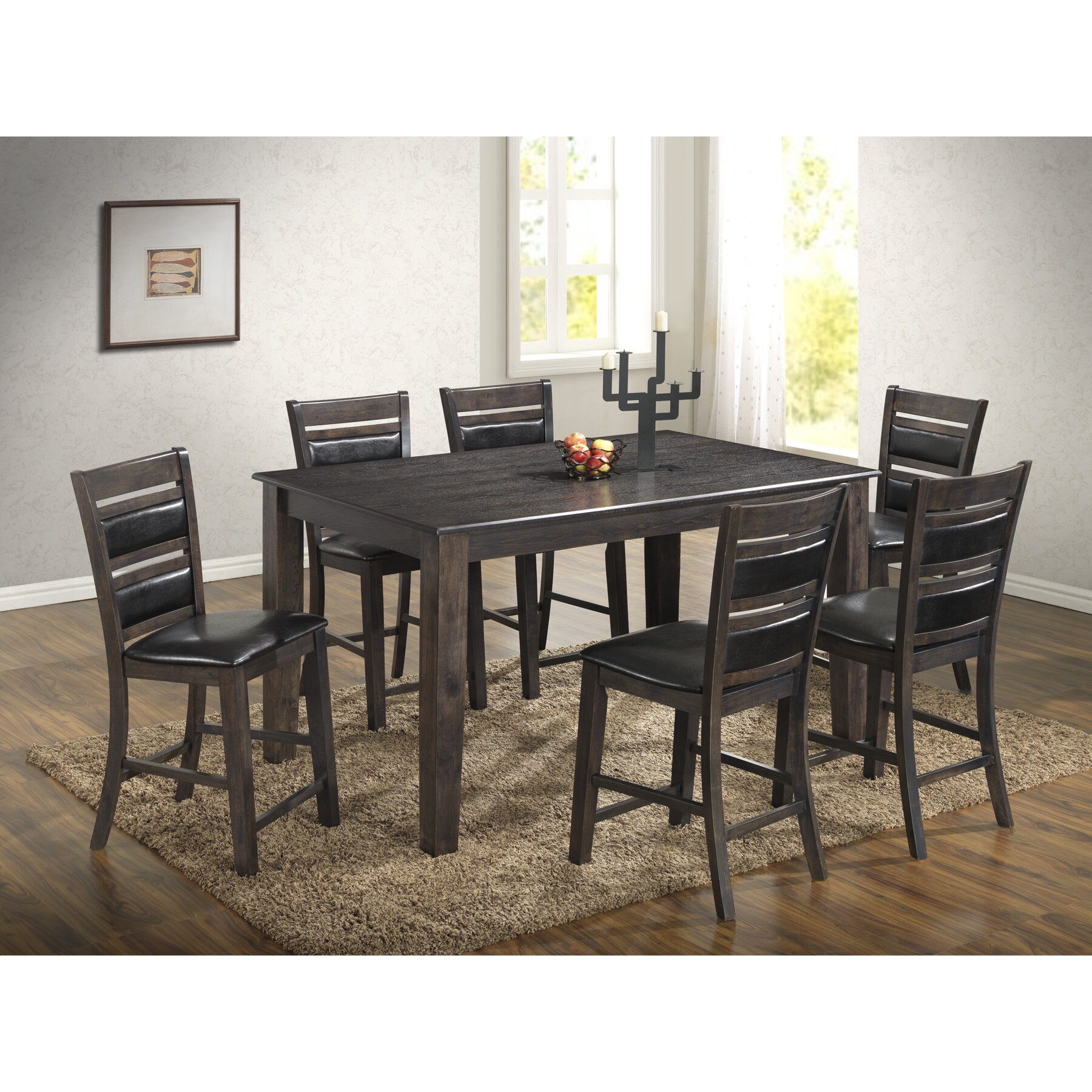 Best quality furniture piece dining set reviews wayfair