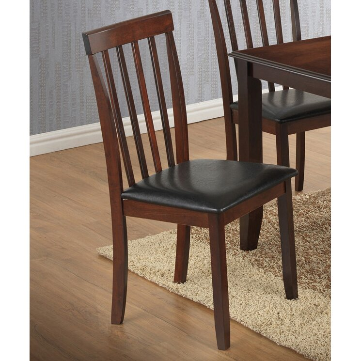 Best quality furniture 7 piece dining set reviews wayfair for Best quality dining tables
