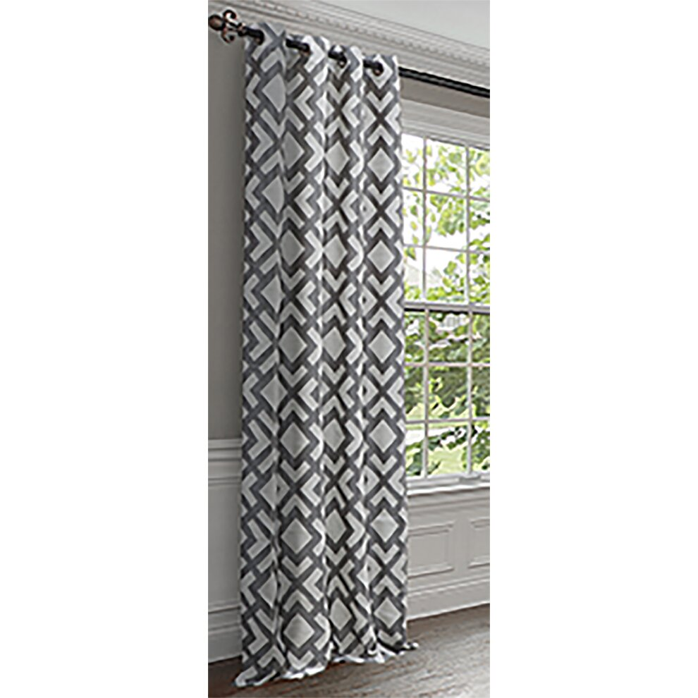 lite out lite out blackout curtain panels reviews wayfair. Black Bedroom Furniture Sets. Home Design Ideas