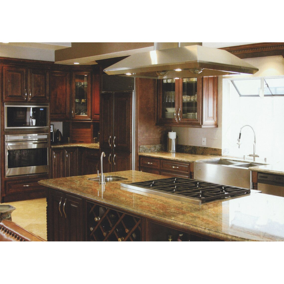 Quality Kitchen Cabinets: Quality One™ 36quot; X 15quot; Unfinished Oak