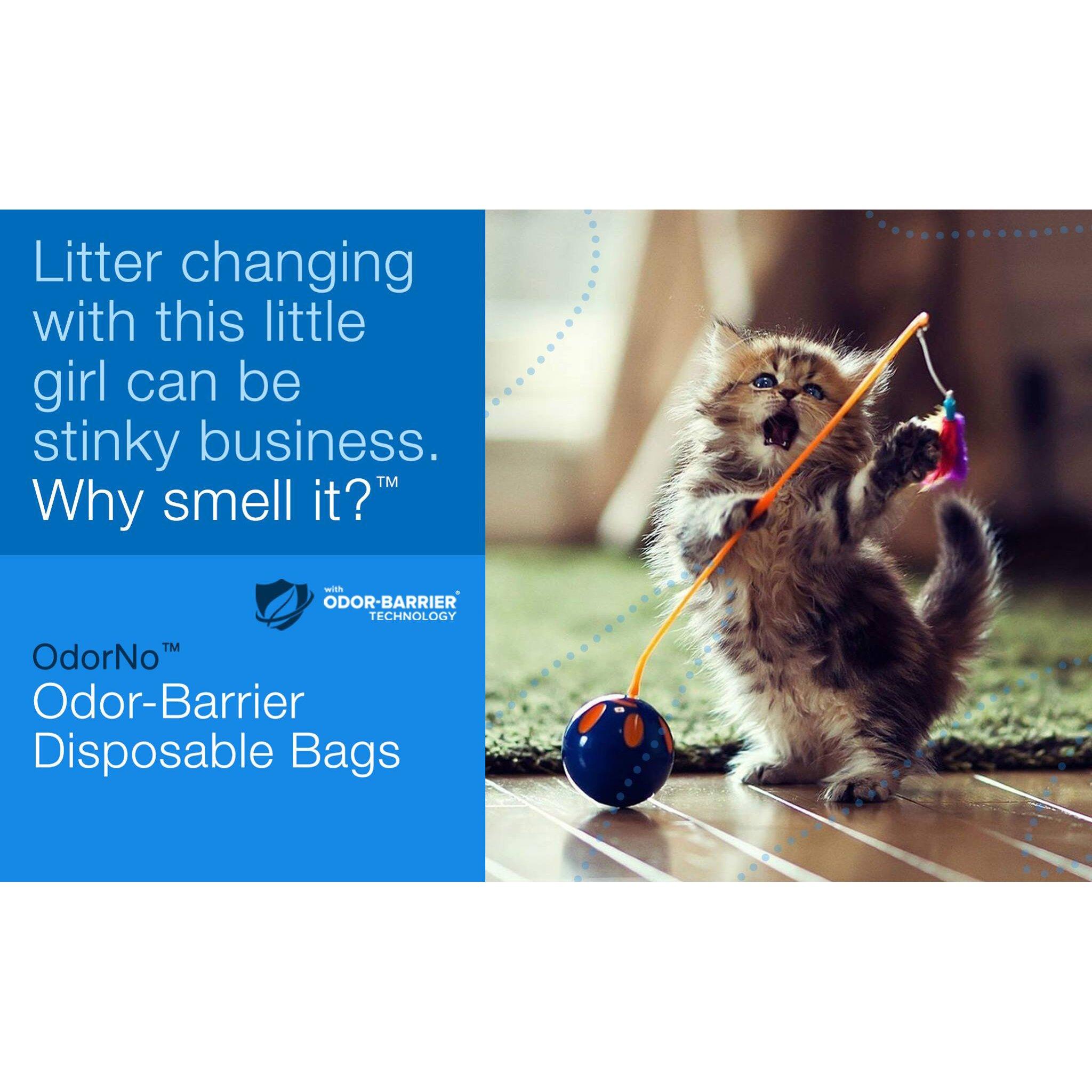 Odorno Odor Barrier 13 Gal Multi Layer Waste Disposal Bag