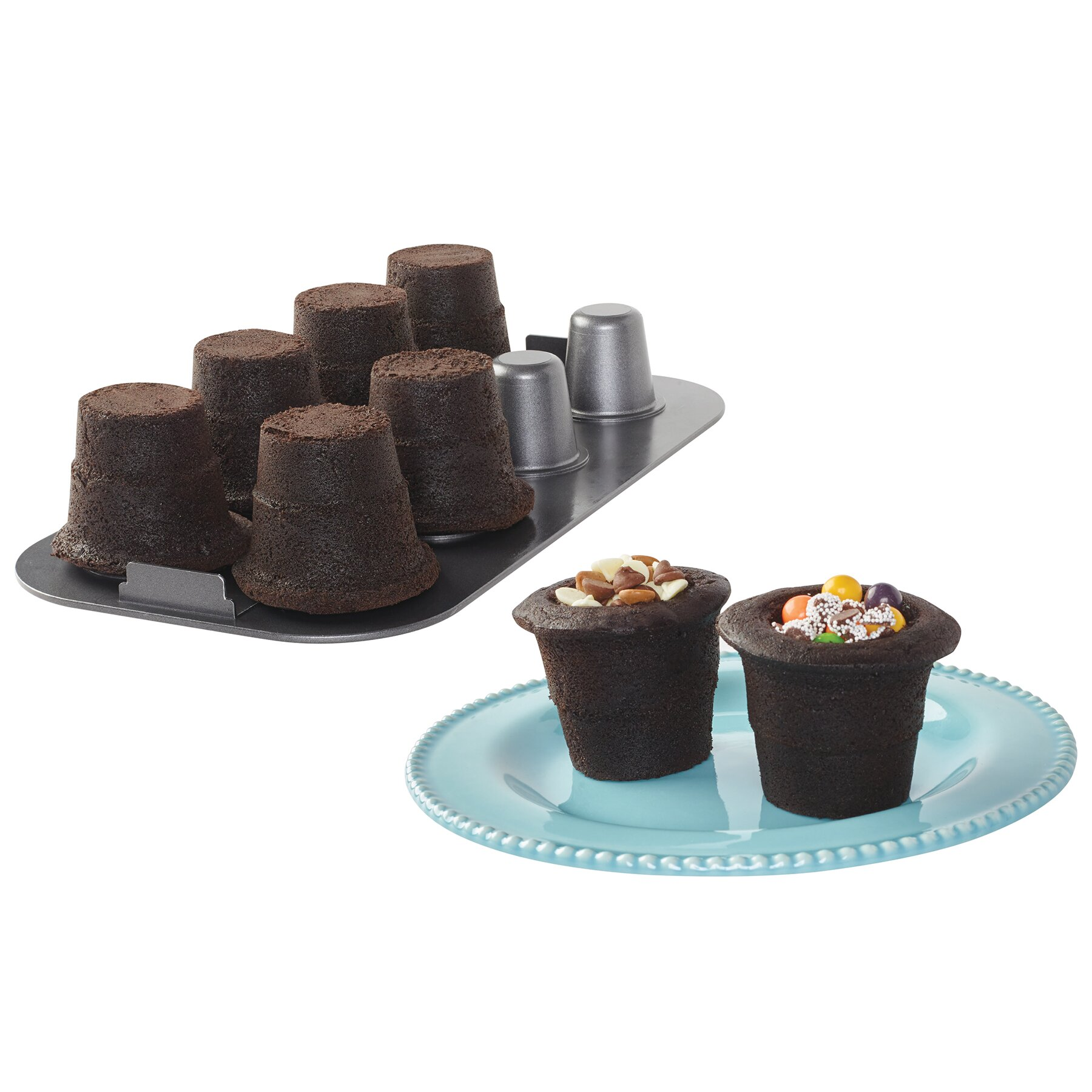 Fillables Cake Cone Pan