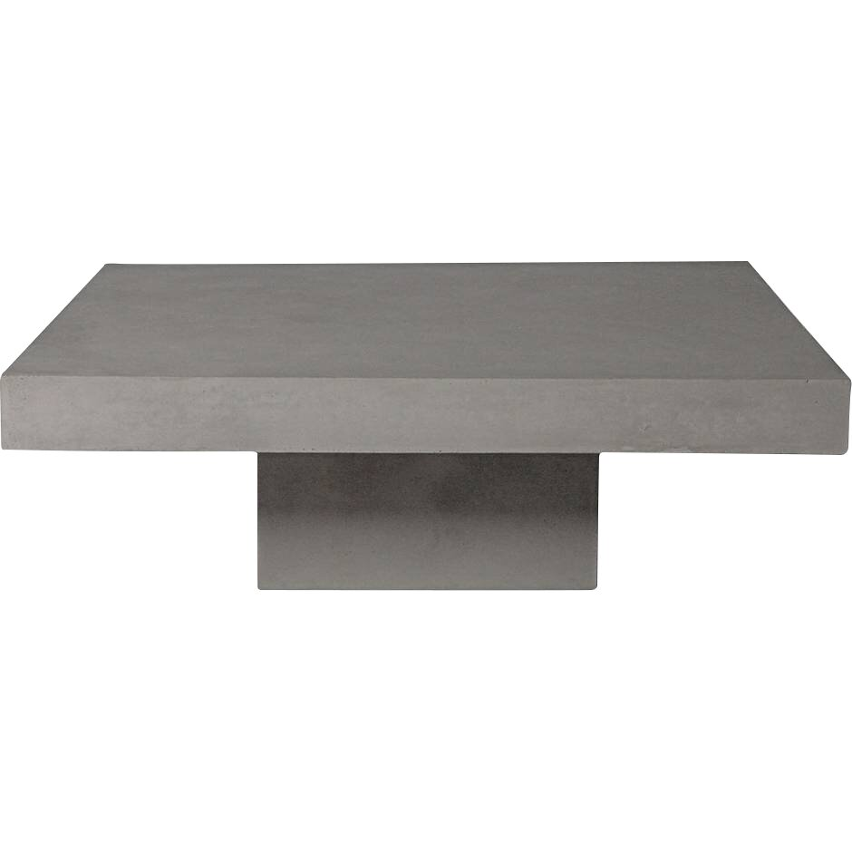 Lyon beton t coffee table reviews wayfair Lyon coffee table