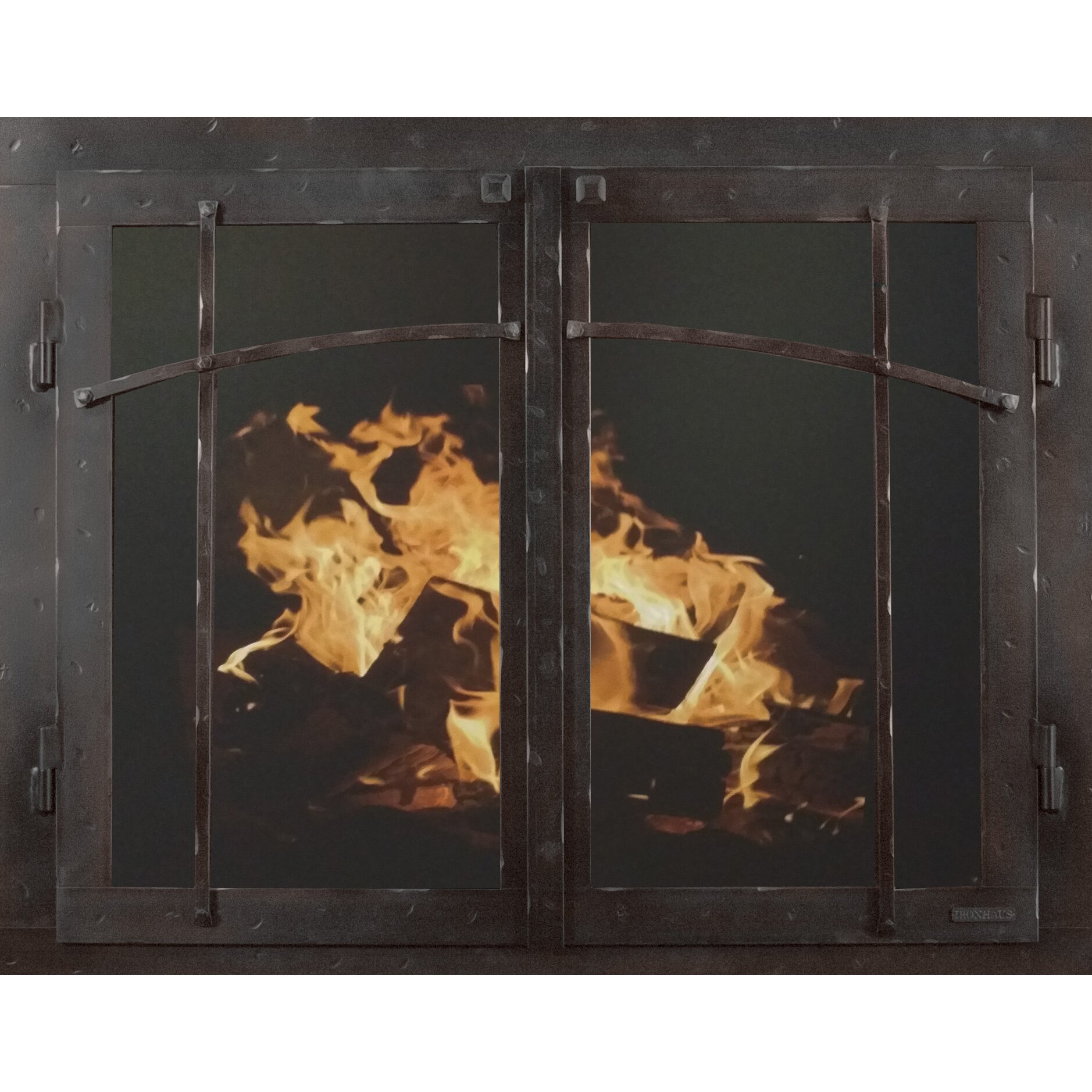 Replacement Fireplace Glass - Fireplace door glass replacement