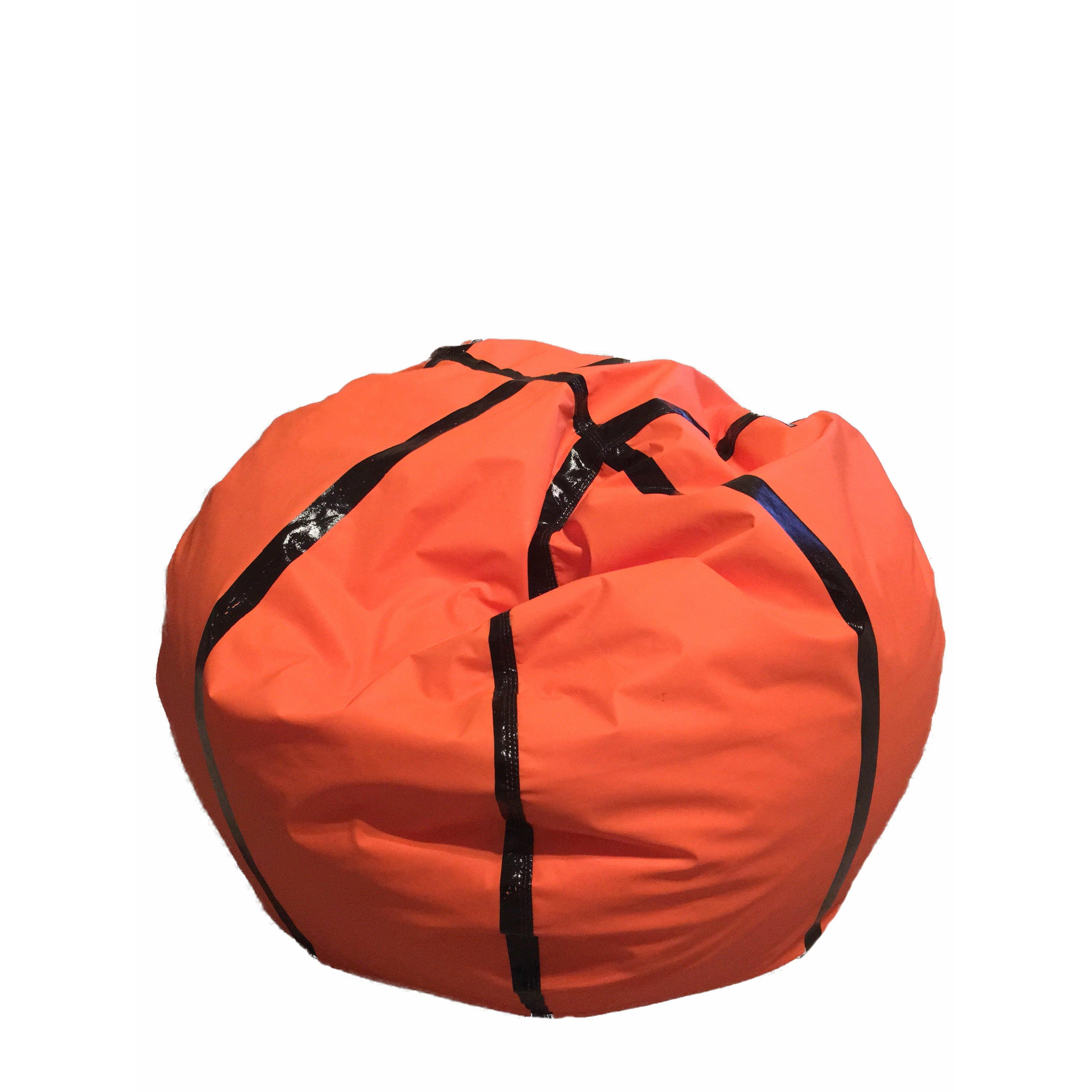 B-F Manufacturing Basketball Bean Bag Chair