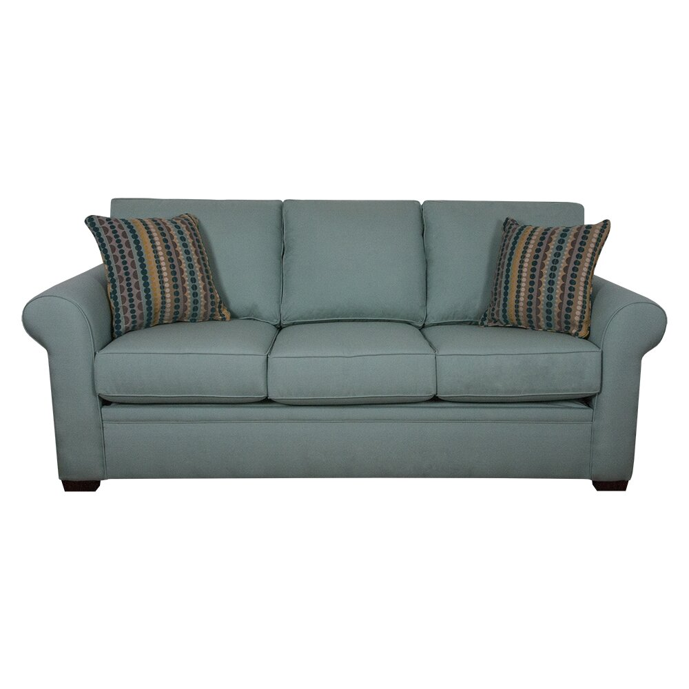 Teal Sleeper Sofa Linen Turquoise Sleeper Sofa Bed Convertible Teal Blue Reclining Futon Ebay