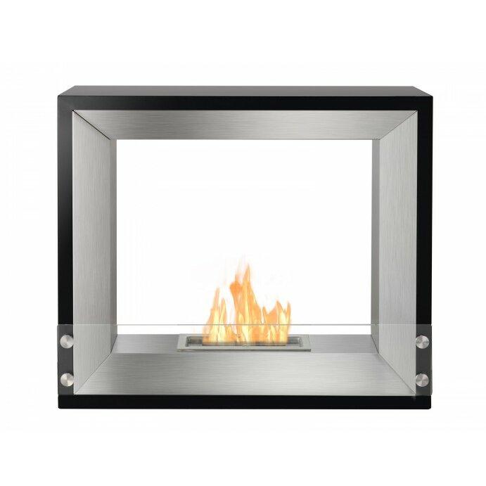 Ignis Mecca Freestanding Ventless Ethanol Fireplace