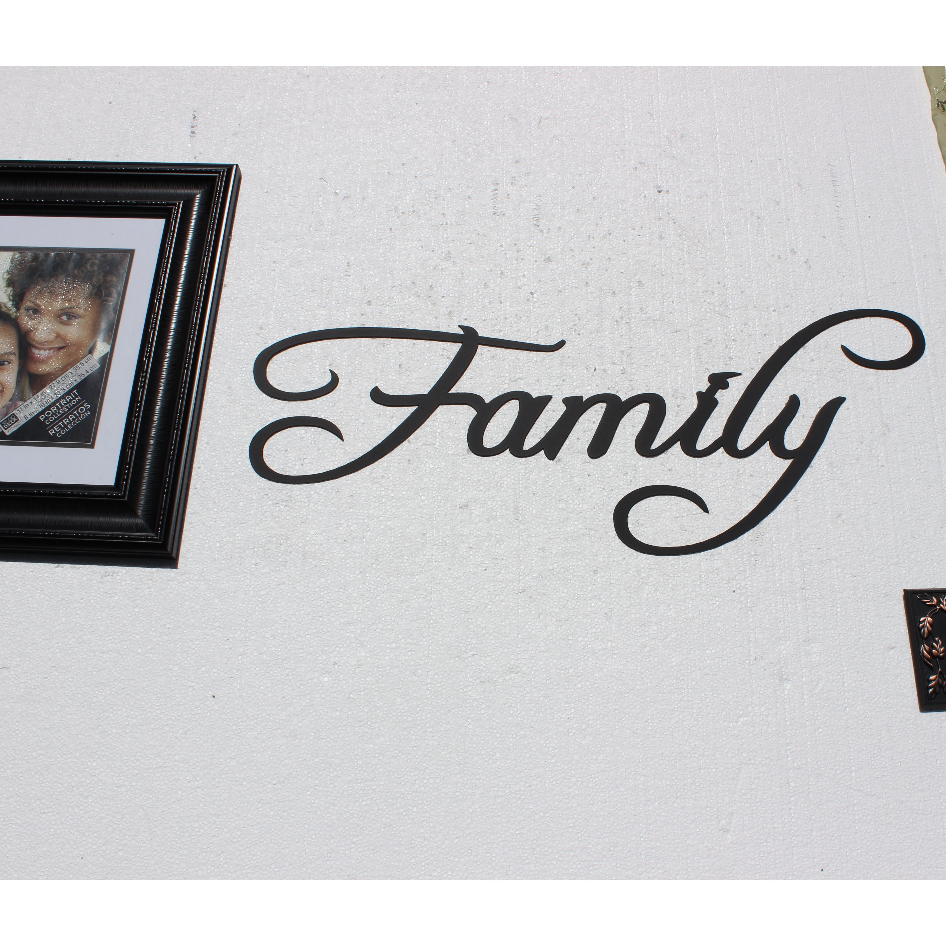 Metal Wall Word Signs Metal Wall Word Sign  28 Images  Say It All On The Wall Family