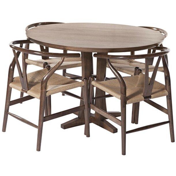 Gingko Home Furnishings Oak Park Dining Table