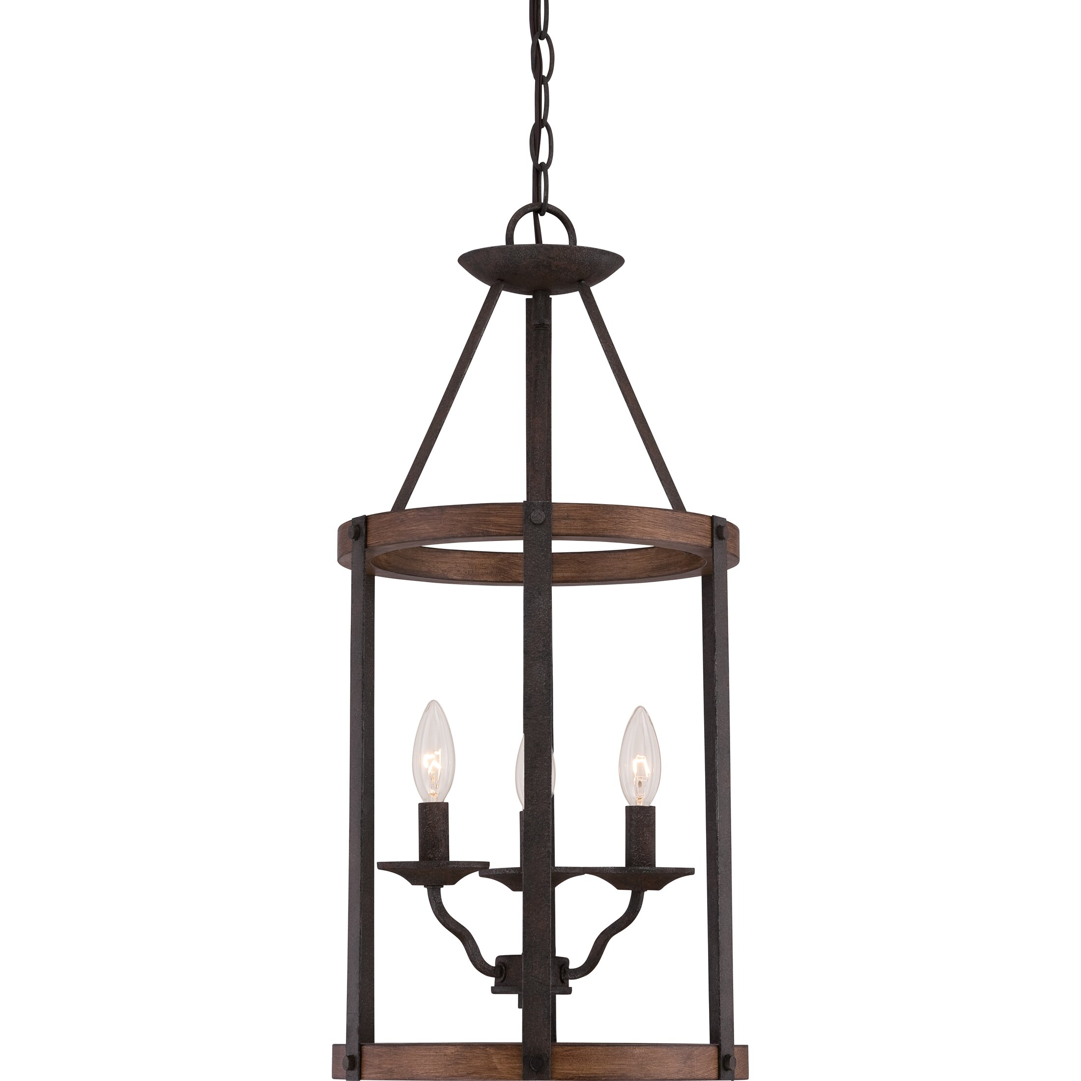 Laurel Foundry Modern Farmhouse Gabriela 3 Light Mini
