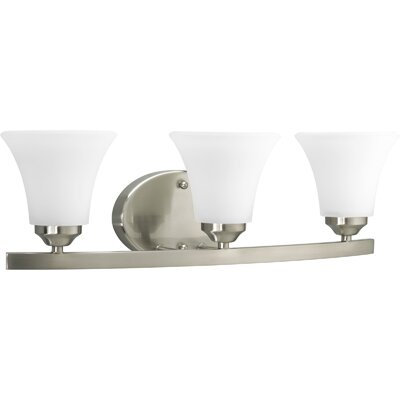 Progress Lighting Adorn 3 Light Vanity Light Reviews Wayfair