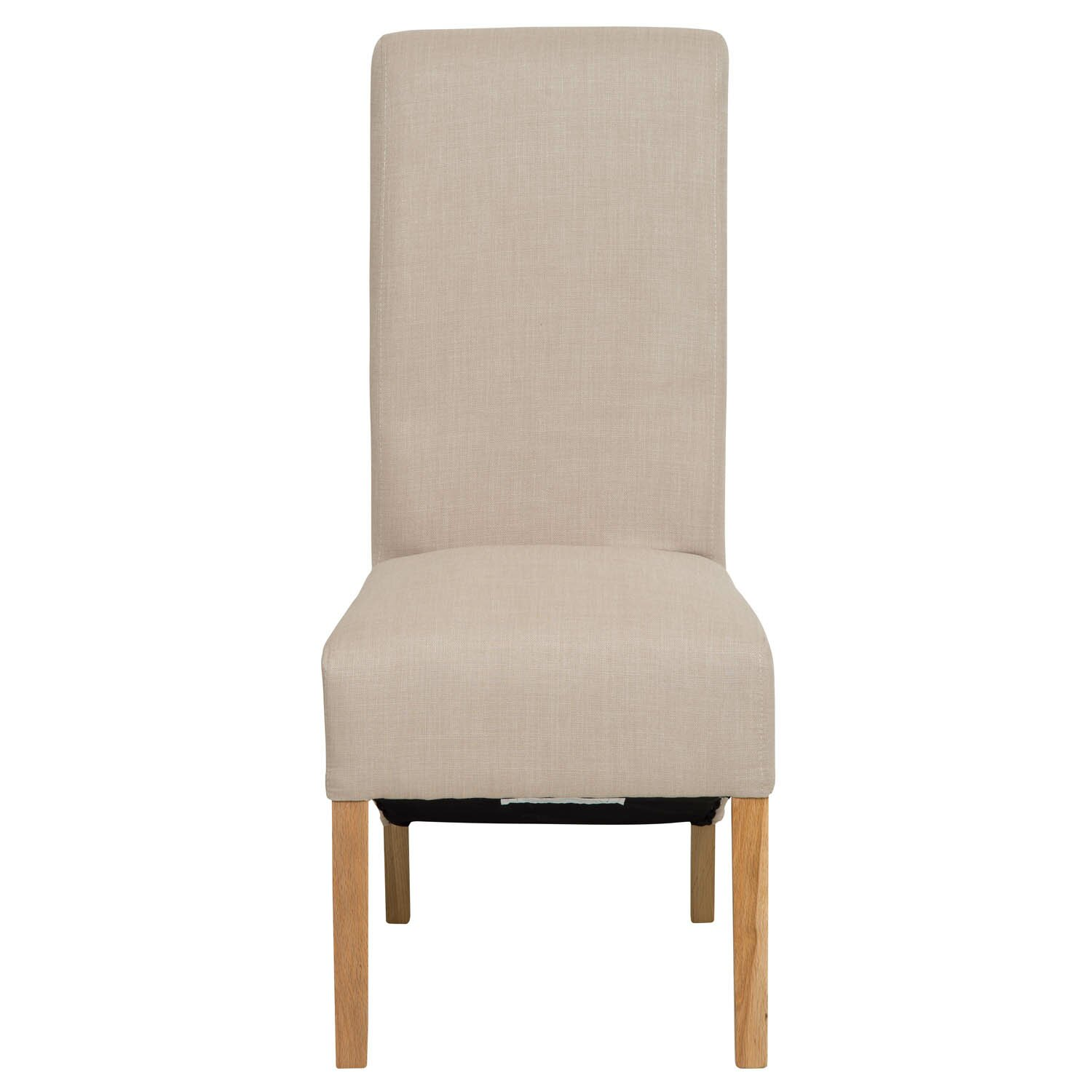 hallowood furniture oak upholstered dining chair wayfair uk