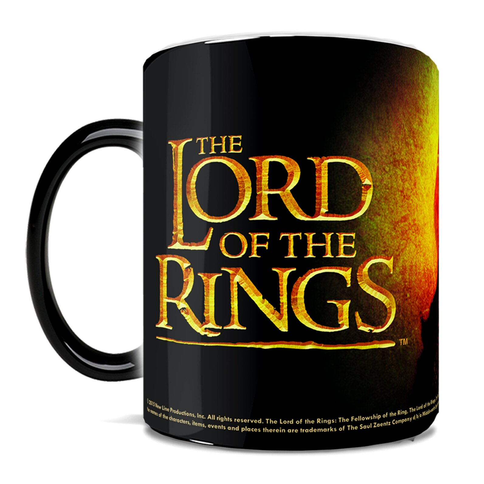 Lord Of The Rings Clue