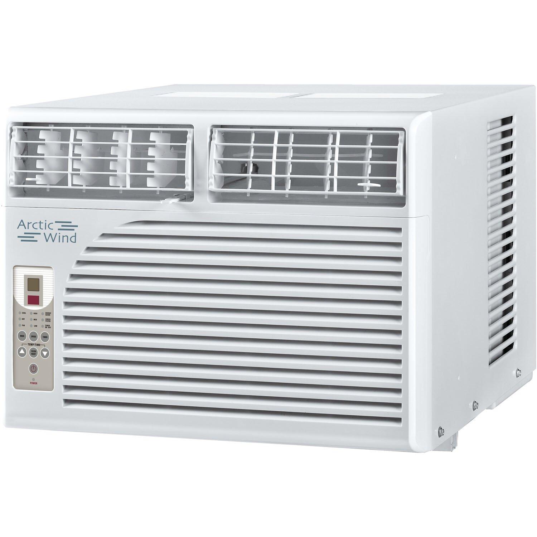 arctic wind 6000 btu energy star window air conditioner. Black Bedroom Furniture Sets. Home Design Ideas
