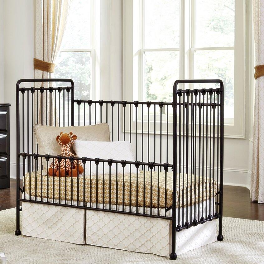 Baby S Dream Furniture Inc Willa 2 In 1 Convertible Crib