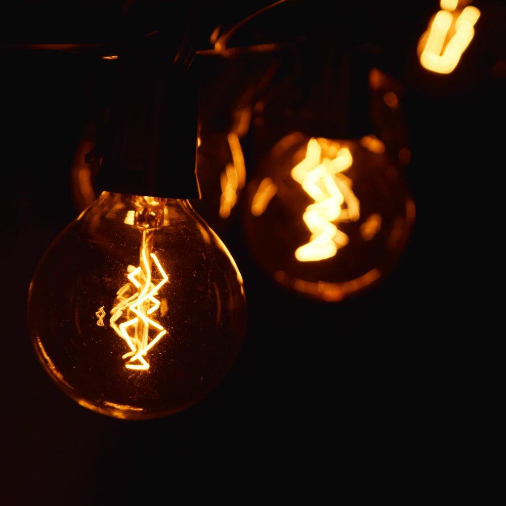 ThePaperLanternStore 10 Light 10 ft. Globe String Lights & Reviews Wayfair