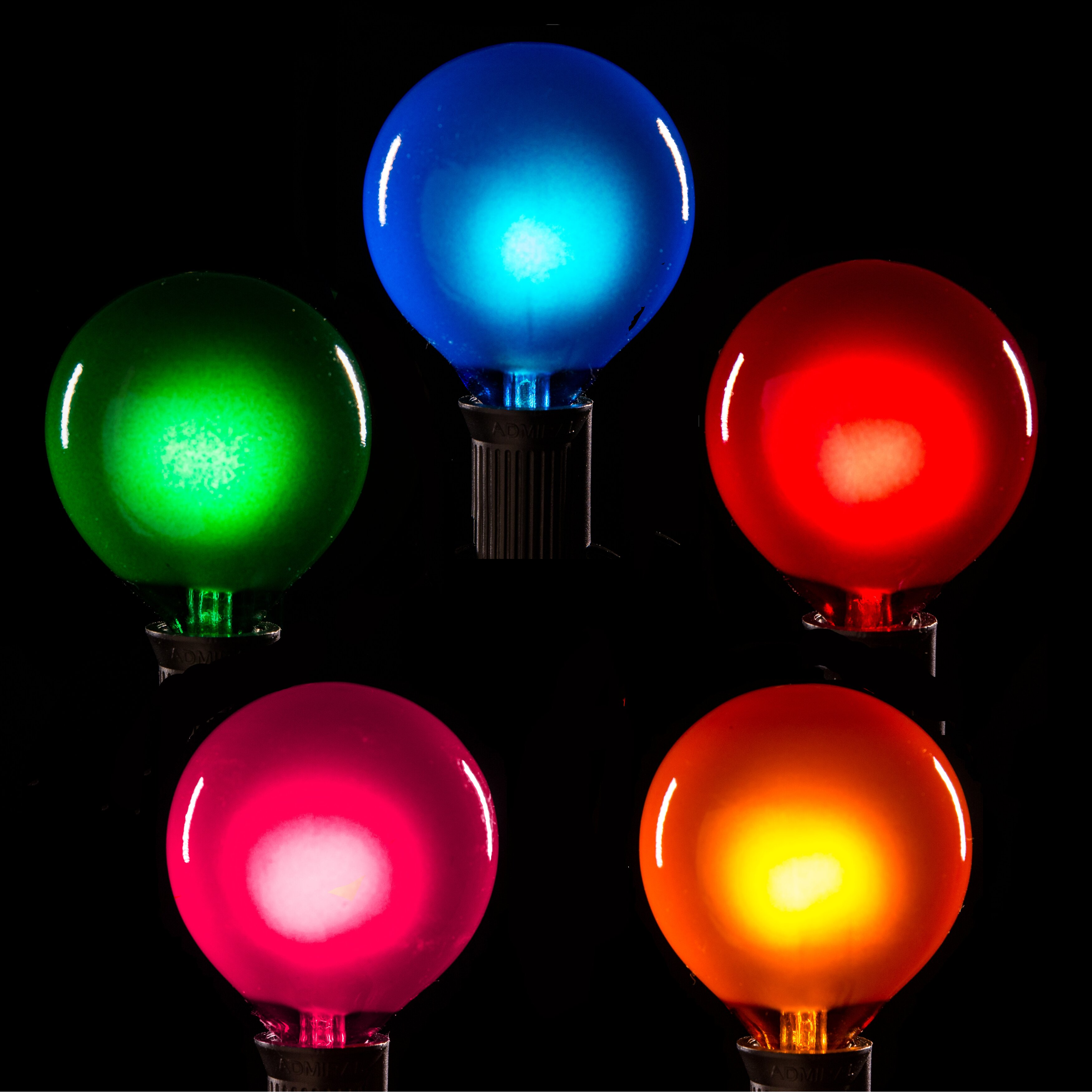String Globe Lights Aus : HometownEvolutionInc 100-Light Globe String Lights Wayfair