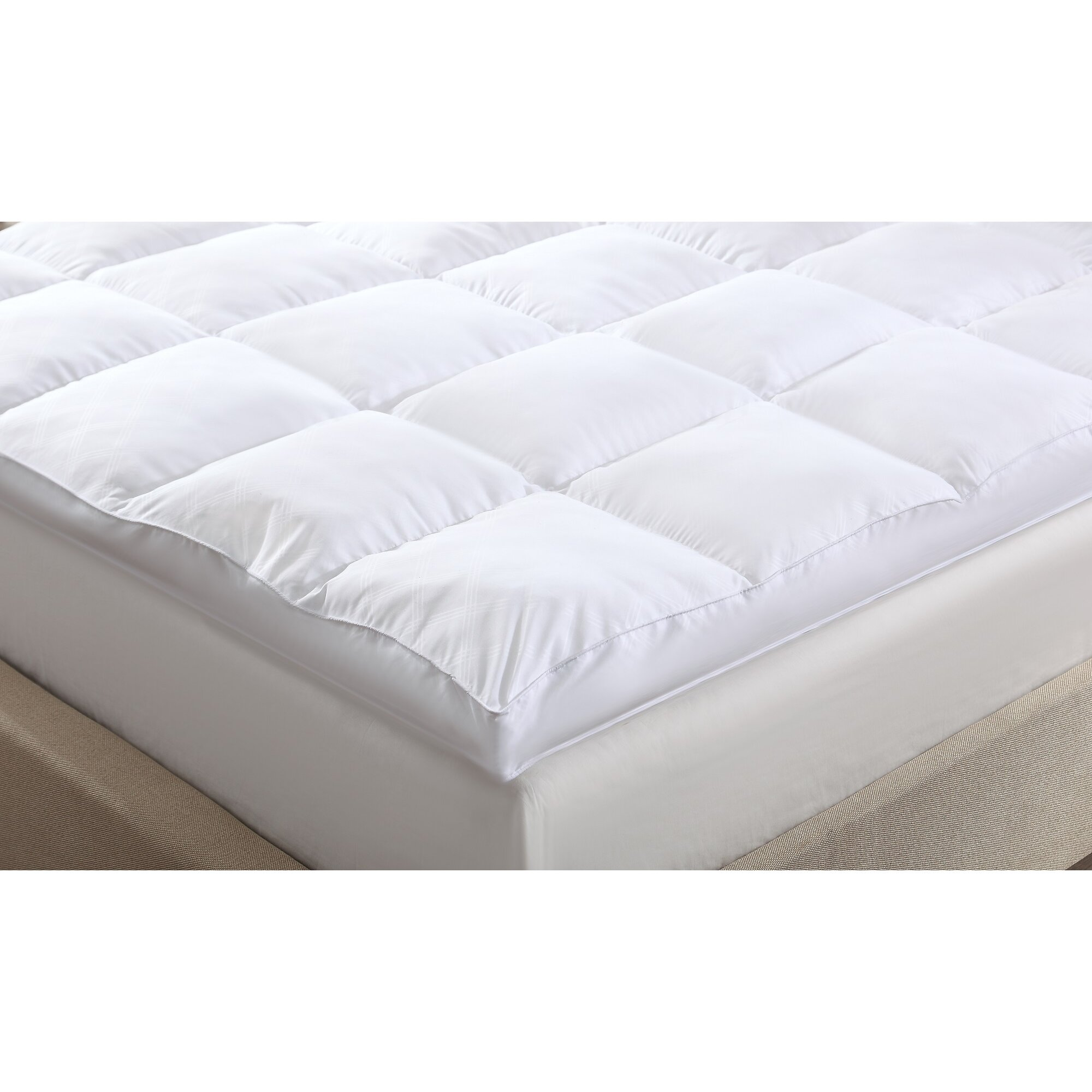 Twin Down Mattress Topper