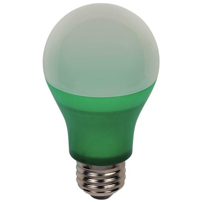 lighting 6 watt 40 watt colored omni a19 led light bulb wayfair. Black Bedroom Furniture Sets. Home Design Ideas