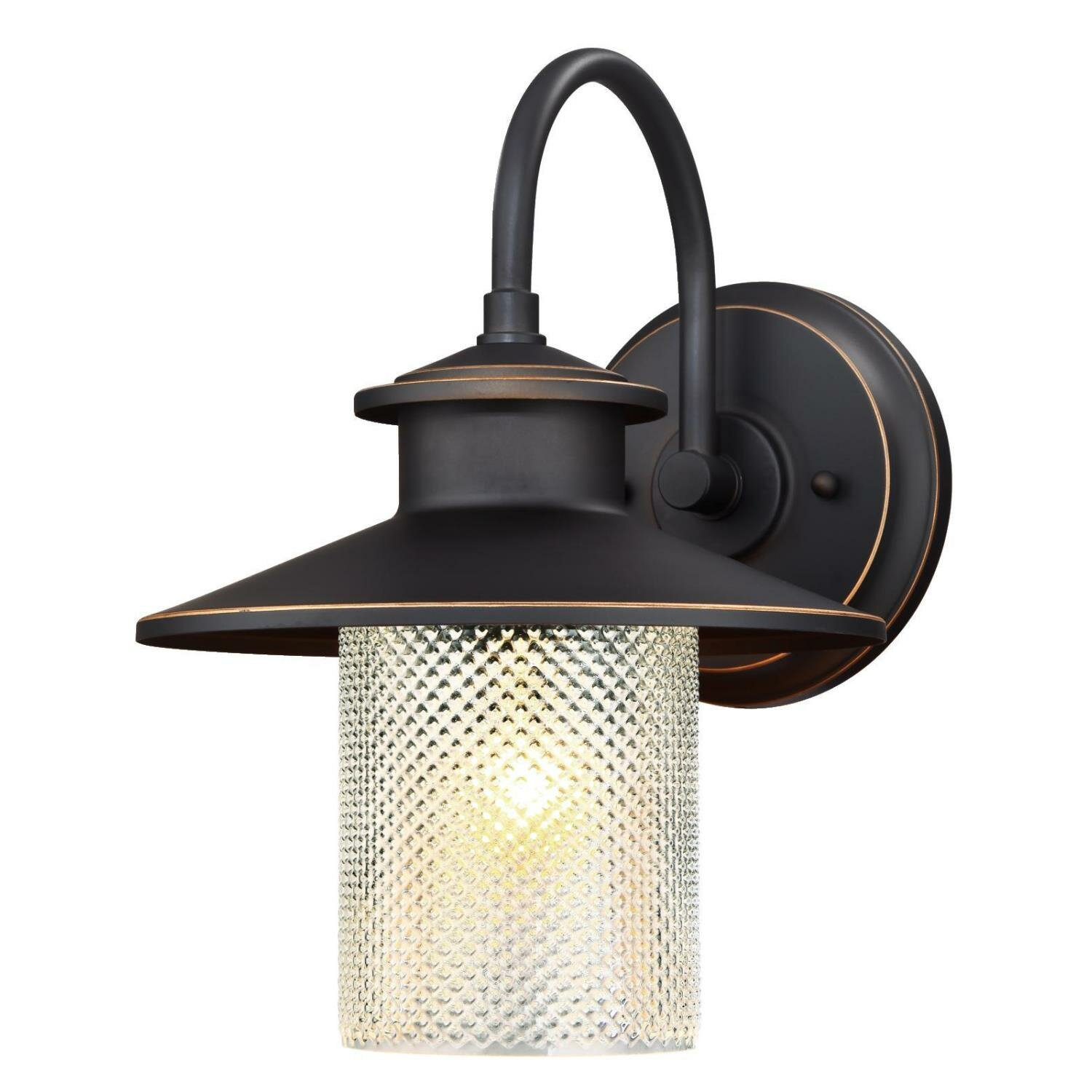 Westinghouse Lighting Delmont 1 Light Outdoor Barn Light
