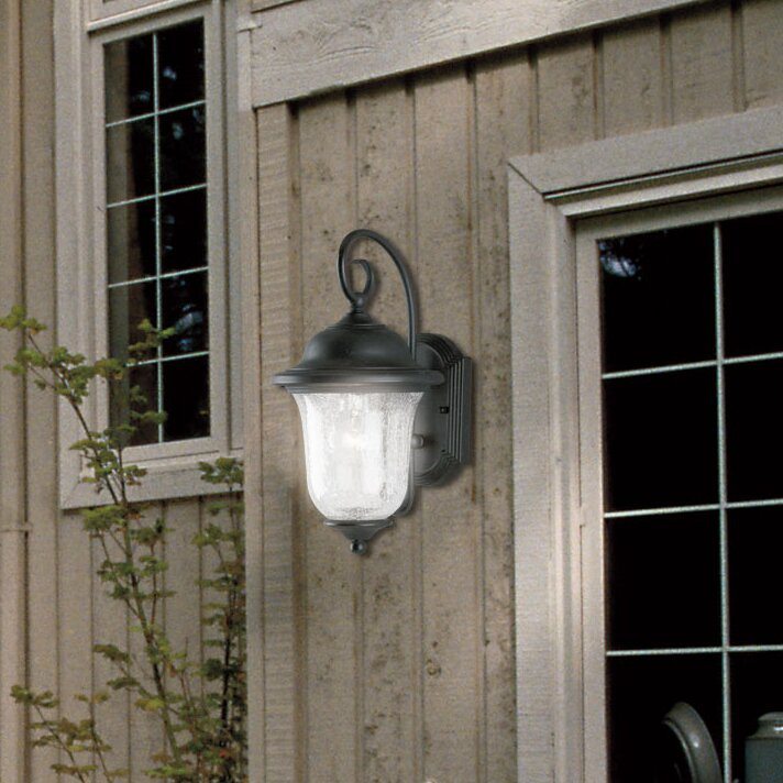 Westinghouse Lighting Studenburg 1 Light Outdoor Wall Lantern Reviews Wayfair