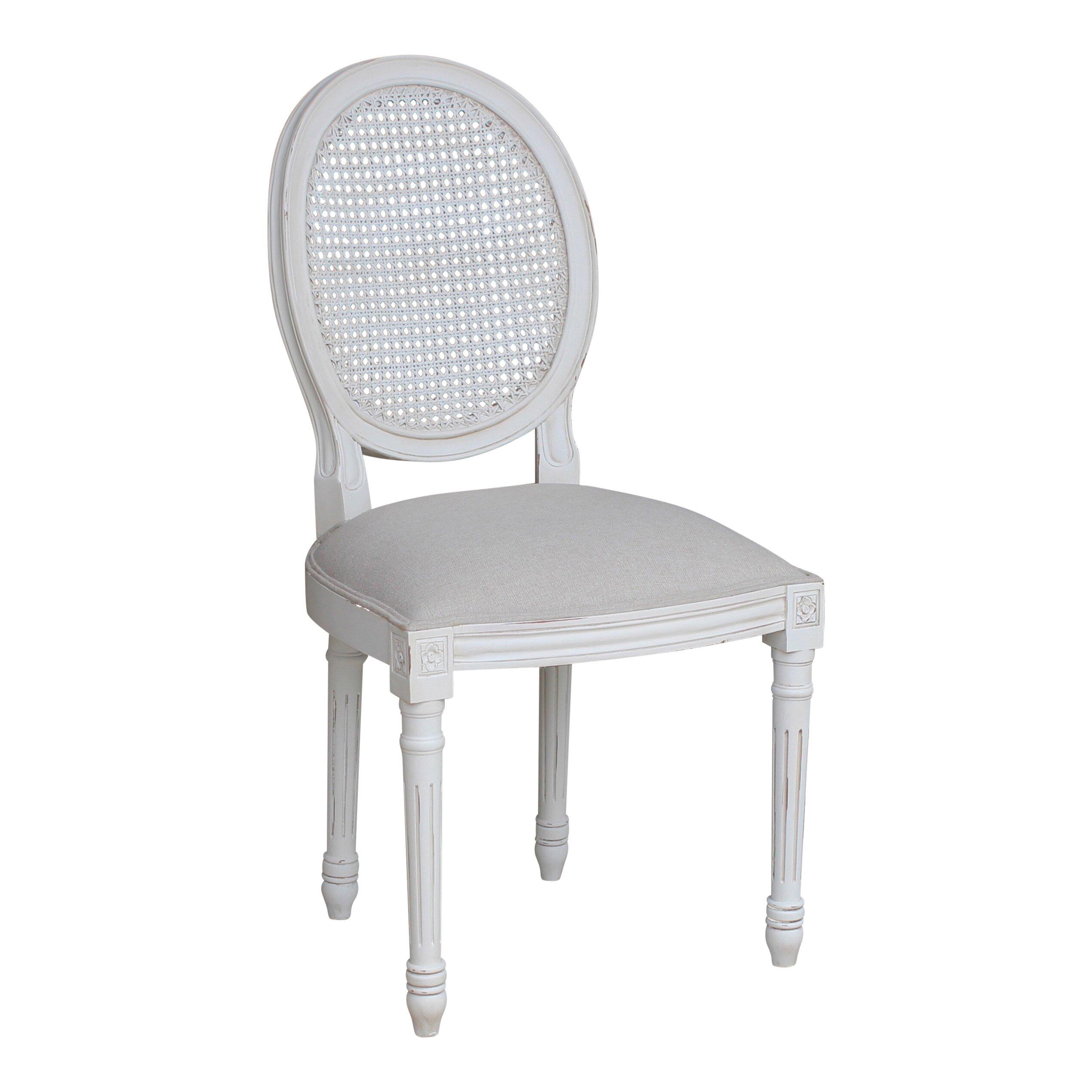 Maine Furniture Co Sebago Solid Wood Upholstered Dining Chair Reviews Wayfair Uk