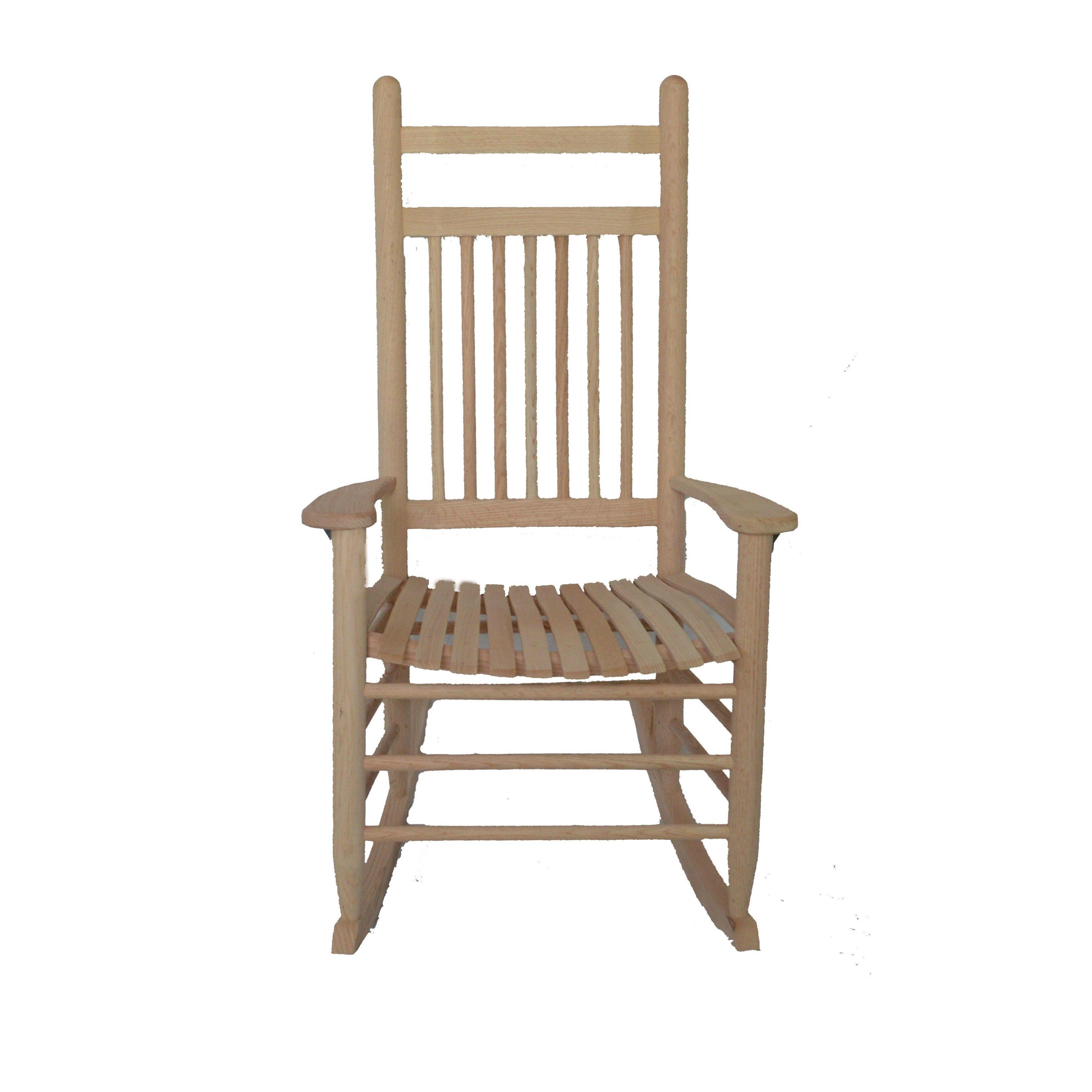 BeechamSwings Rocking Chair | Wayfair