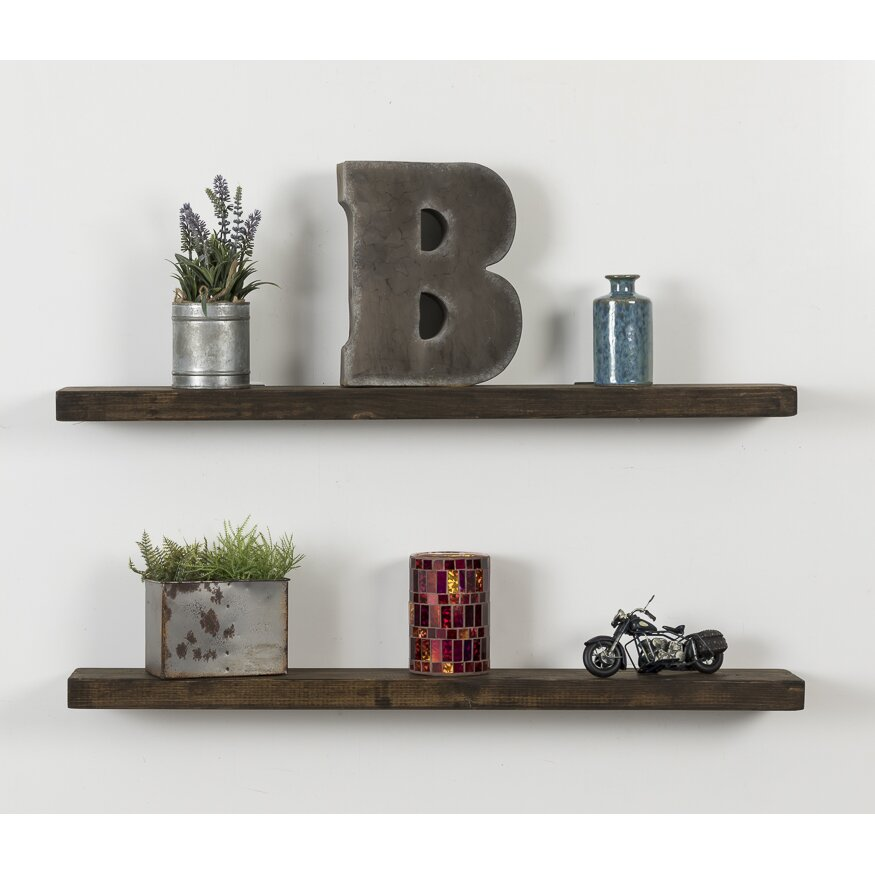 Delhutsondesigns True Floating Shelf Reviews Wayfair