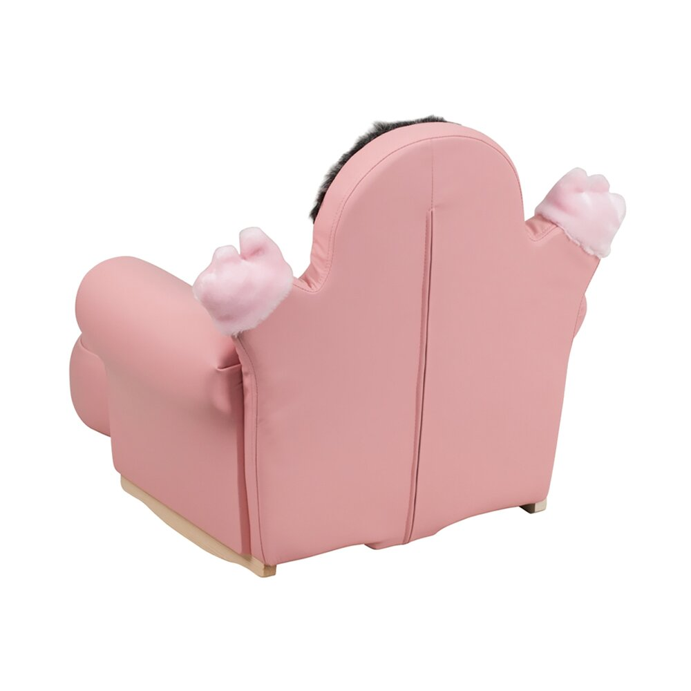 Offex Kids Rocking Chair and Ottoman  Wayfair