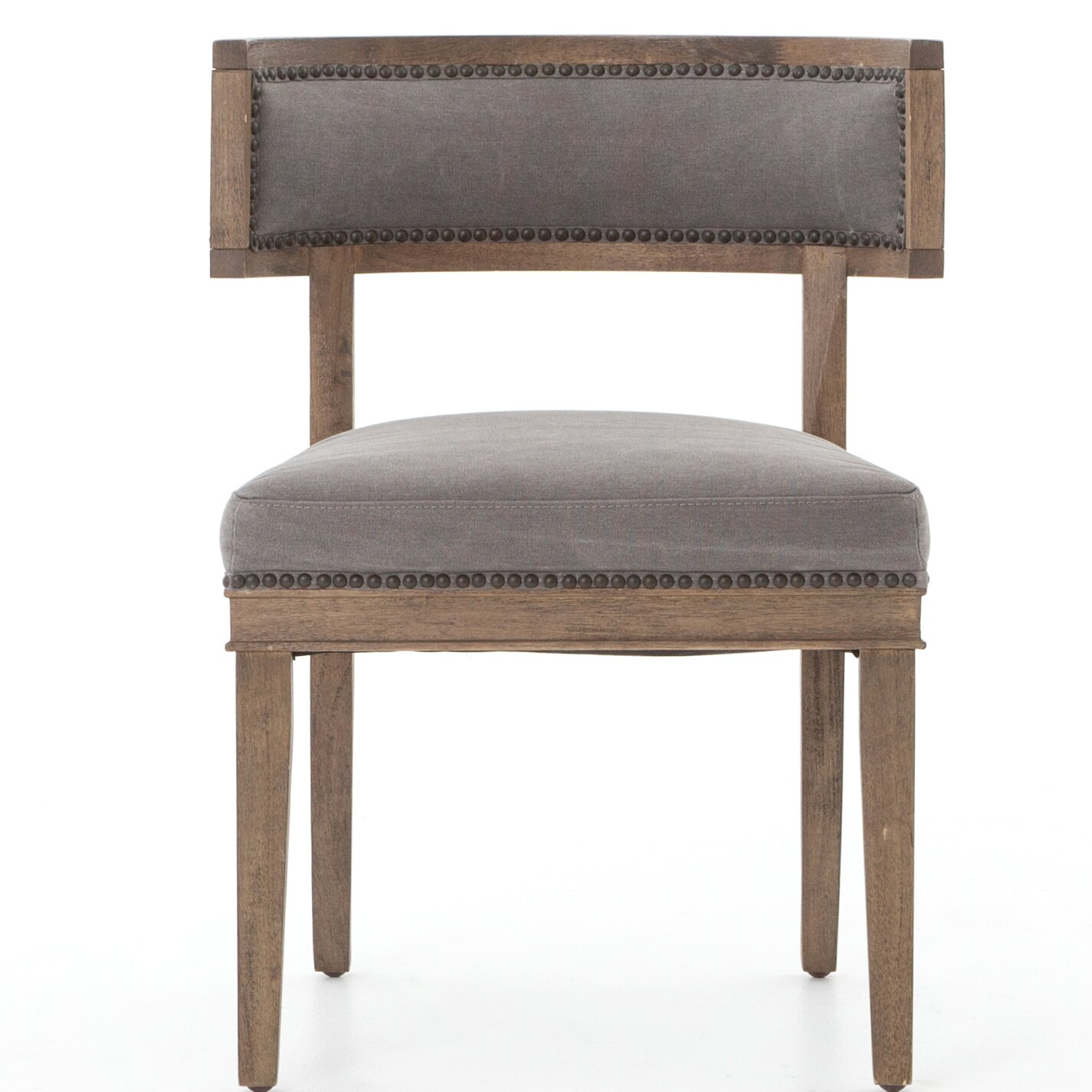 Laurel foundry modern farmhouse abbigail dining side chair for Modern farmhouse dining chairs