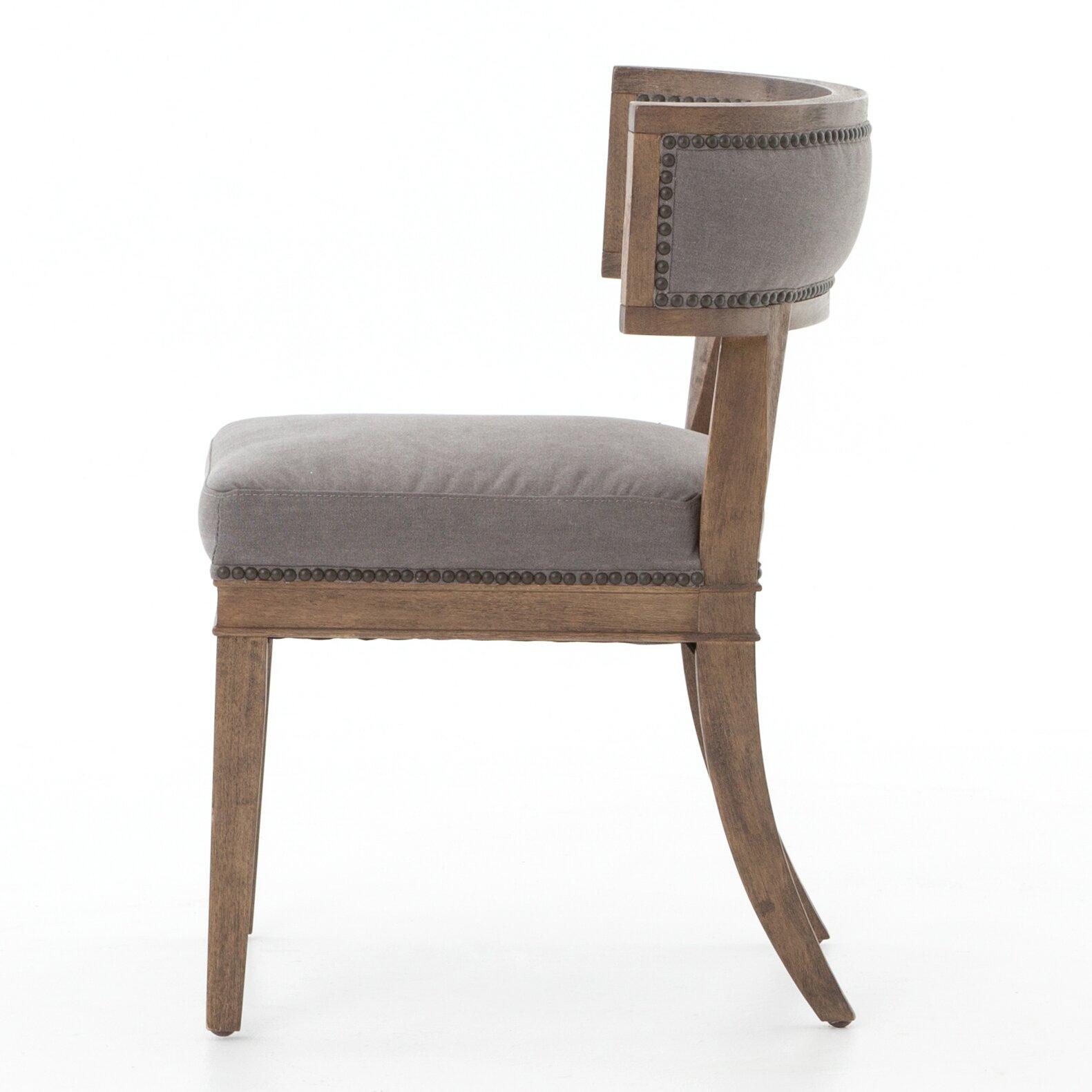 Living room side chair - Laurel Foundry Modern Farmhouse Abbigail Dining Side Chair Wayfair
