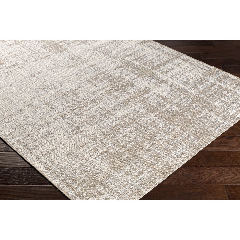Laurel Foundry Modern Farmhouse Alston Brown Gray Area Rug