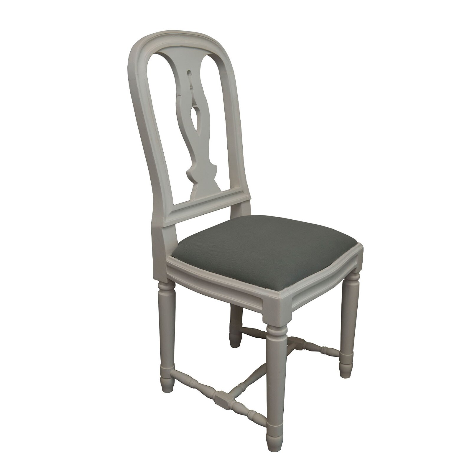 Laurel foundry modern farmhouse andelle side chair wayfair for Modern farmhouse dining chairs