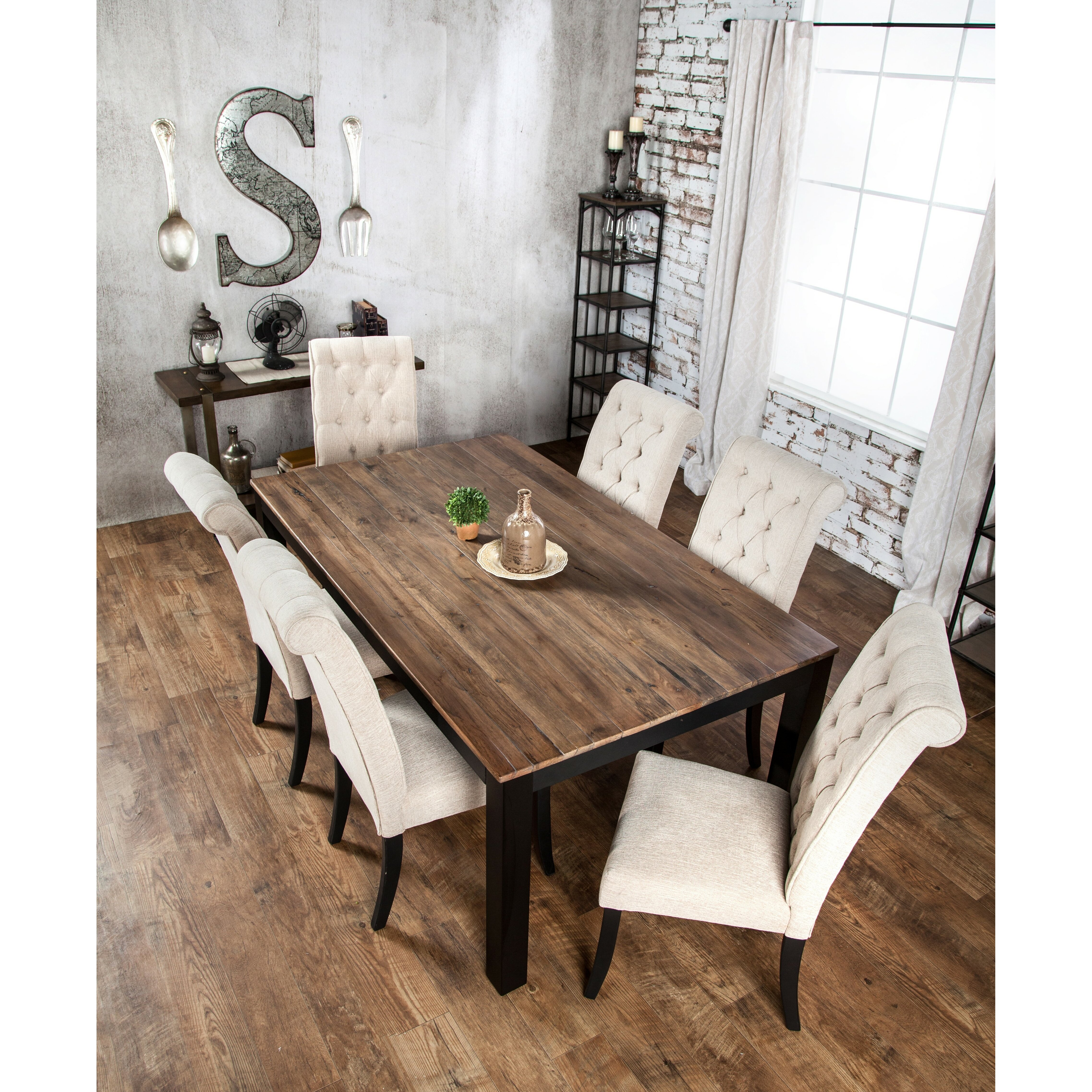 Laurel Foundry Modern Farmhouse Artemps Dining Table