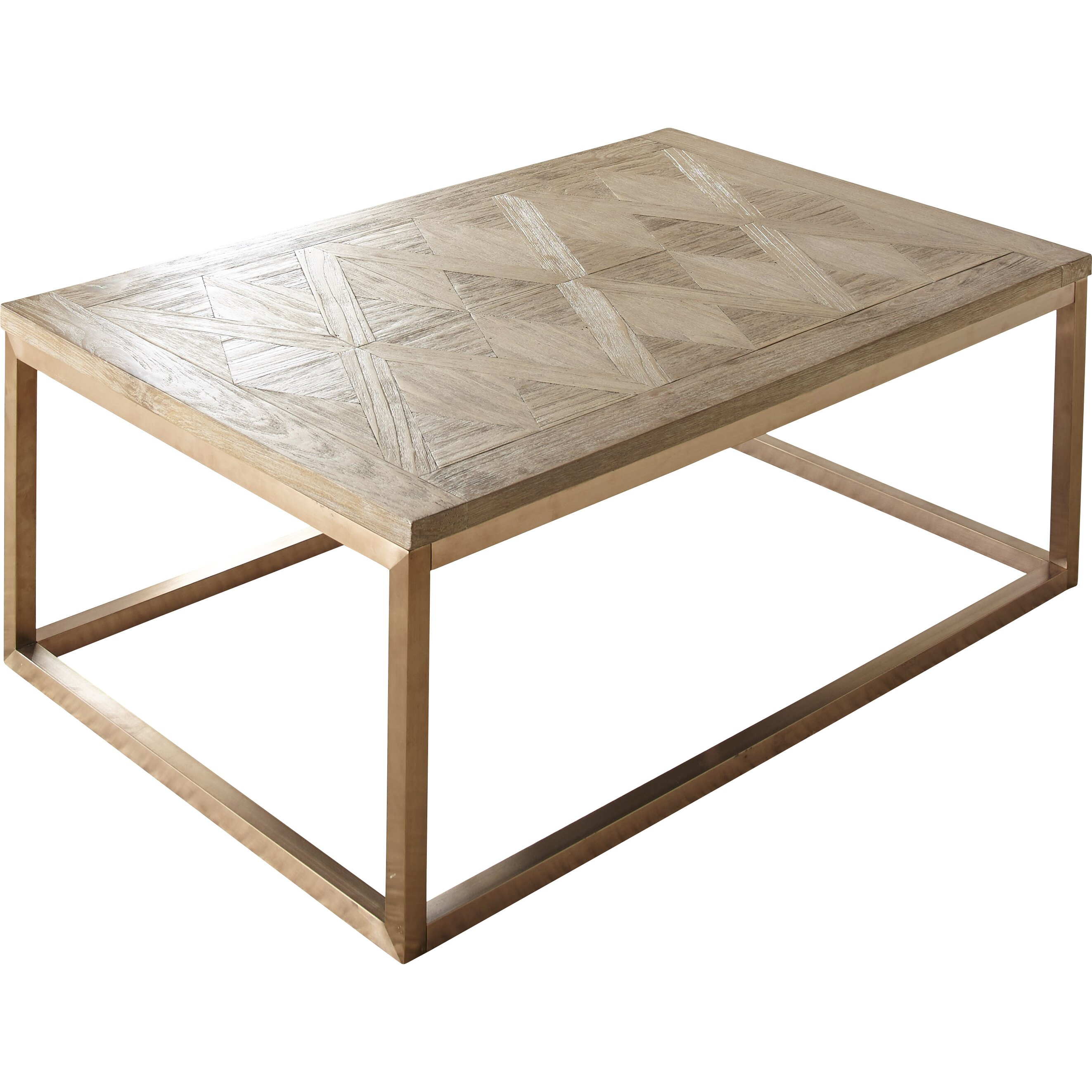 Laurel foundry modern farmhouse umbra coffee table for Modern farmhouse coffee table