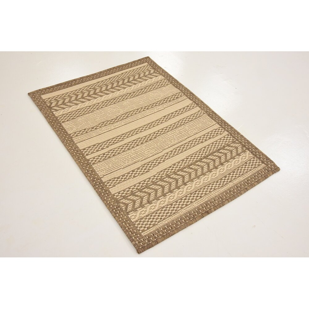Laurel Foundry Modern Farmhouse Ivy Beige Area Rug & Reviews