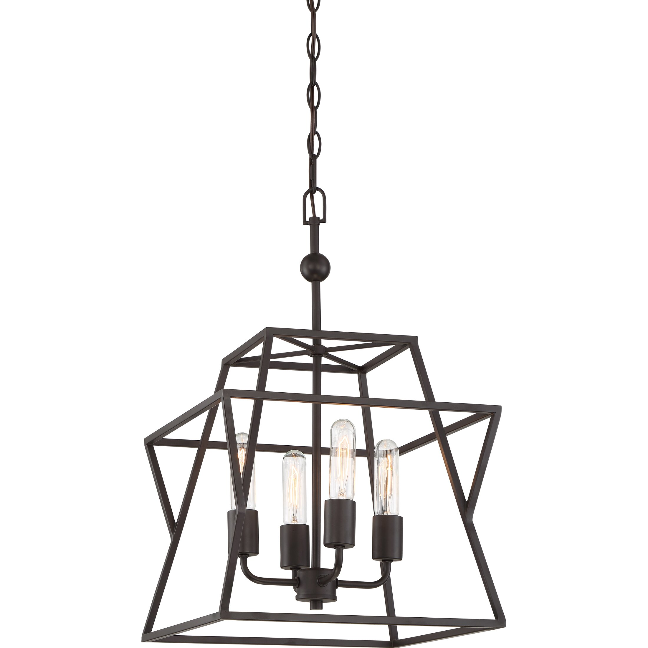 Osburn 4 Light Candle Style Chandelier LRFY3356 on heaters for living room