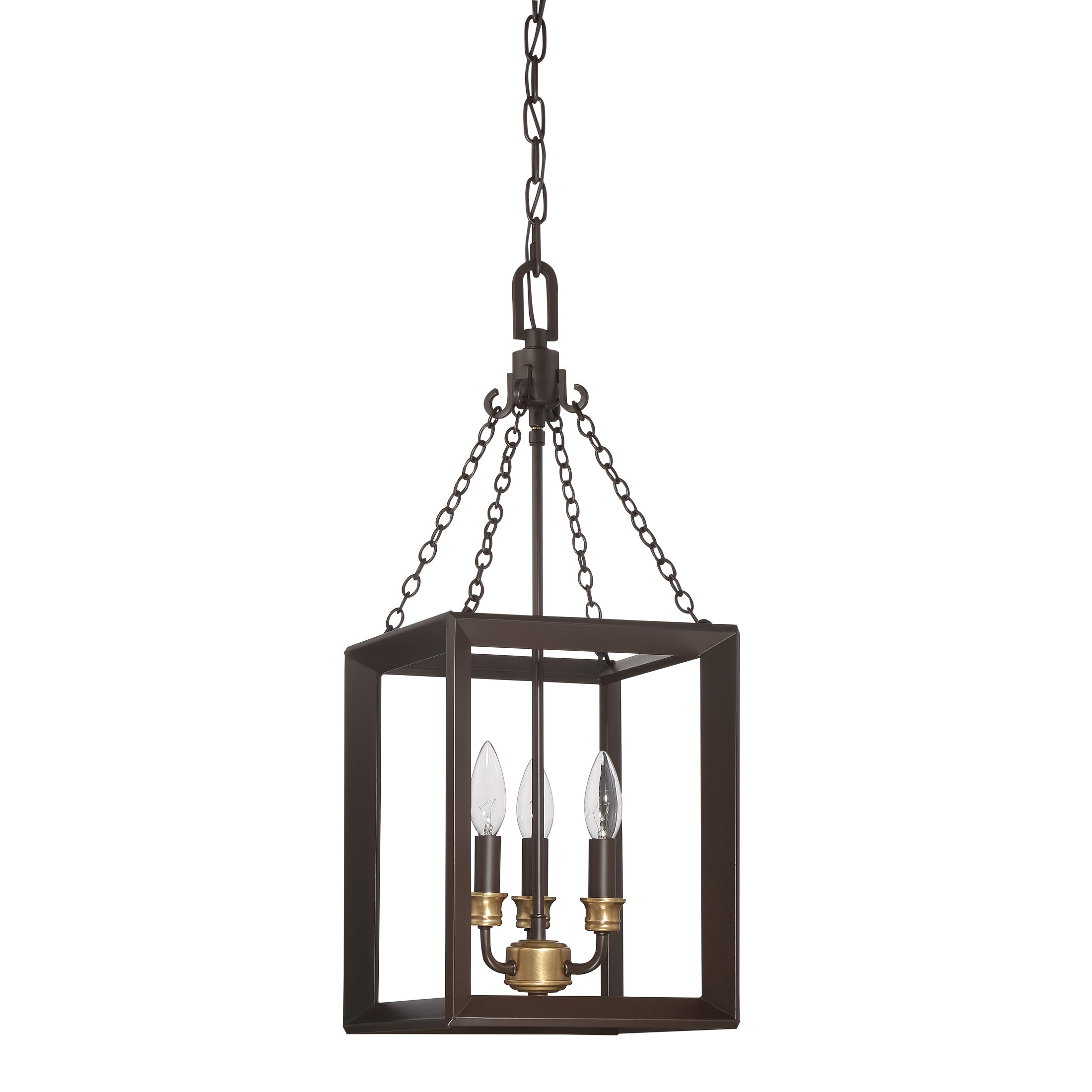 Farmhouse Entryway Chandelier: Laurel Foundry Modern Farmhouse Ethyl 3 Light Foyer