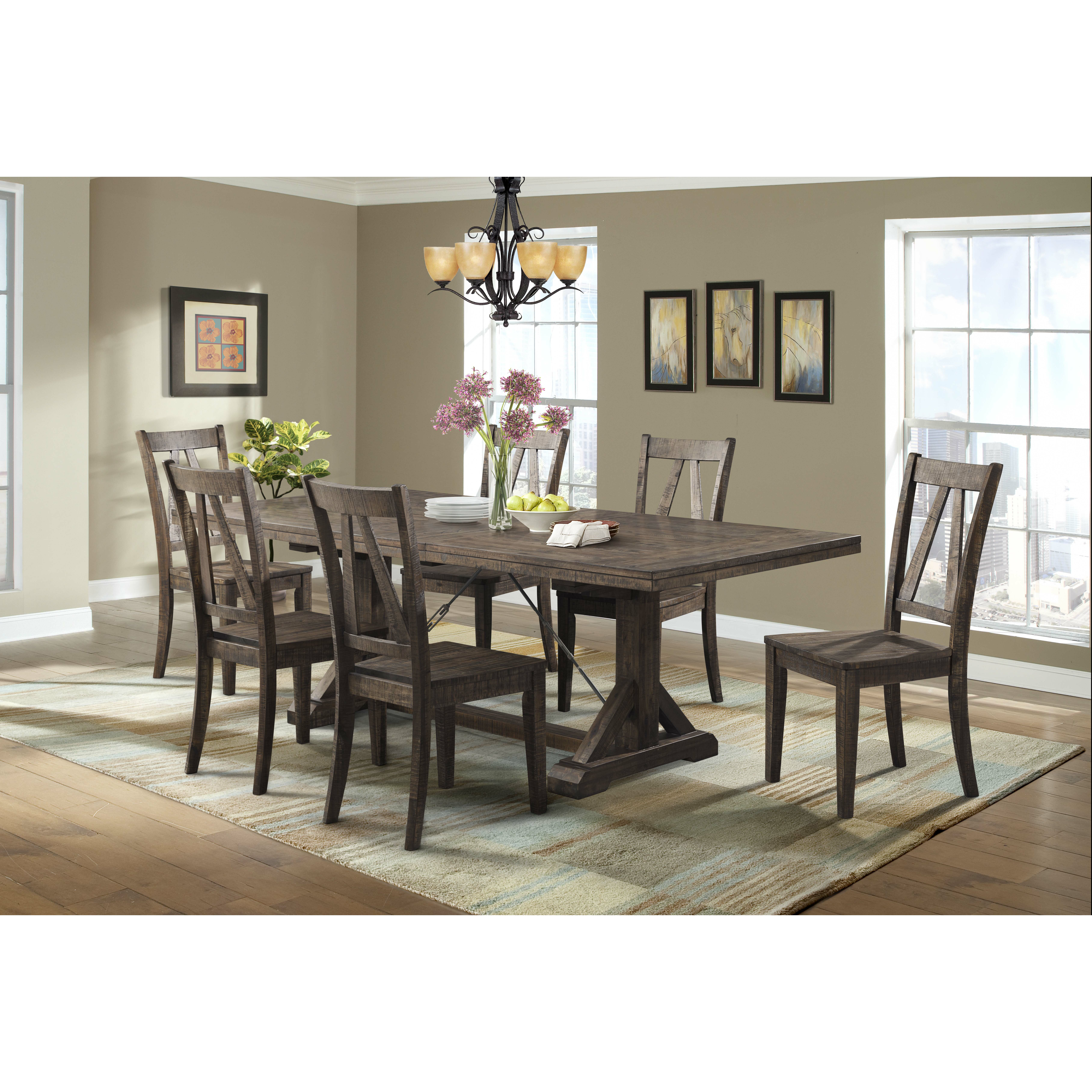 Laurel Foundry Modern Farmhouse Guerande Dining Table & Reviews