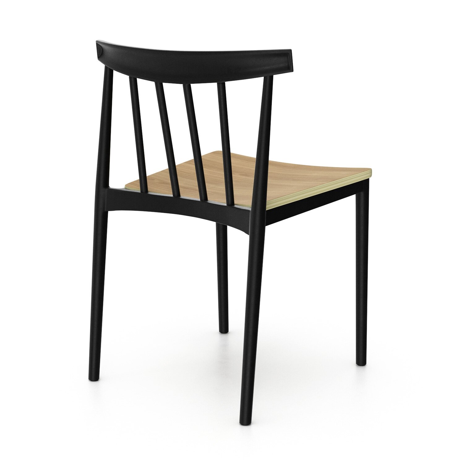 Laurel foundry modern farmhouse octavia side chair wayfair for Modern farmhouse dining chairs