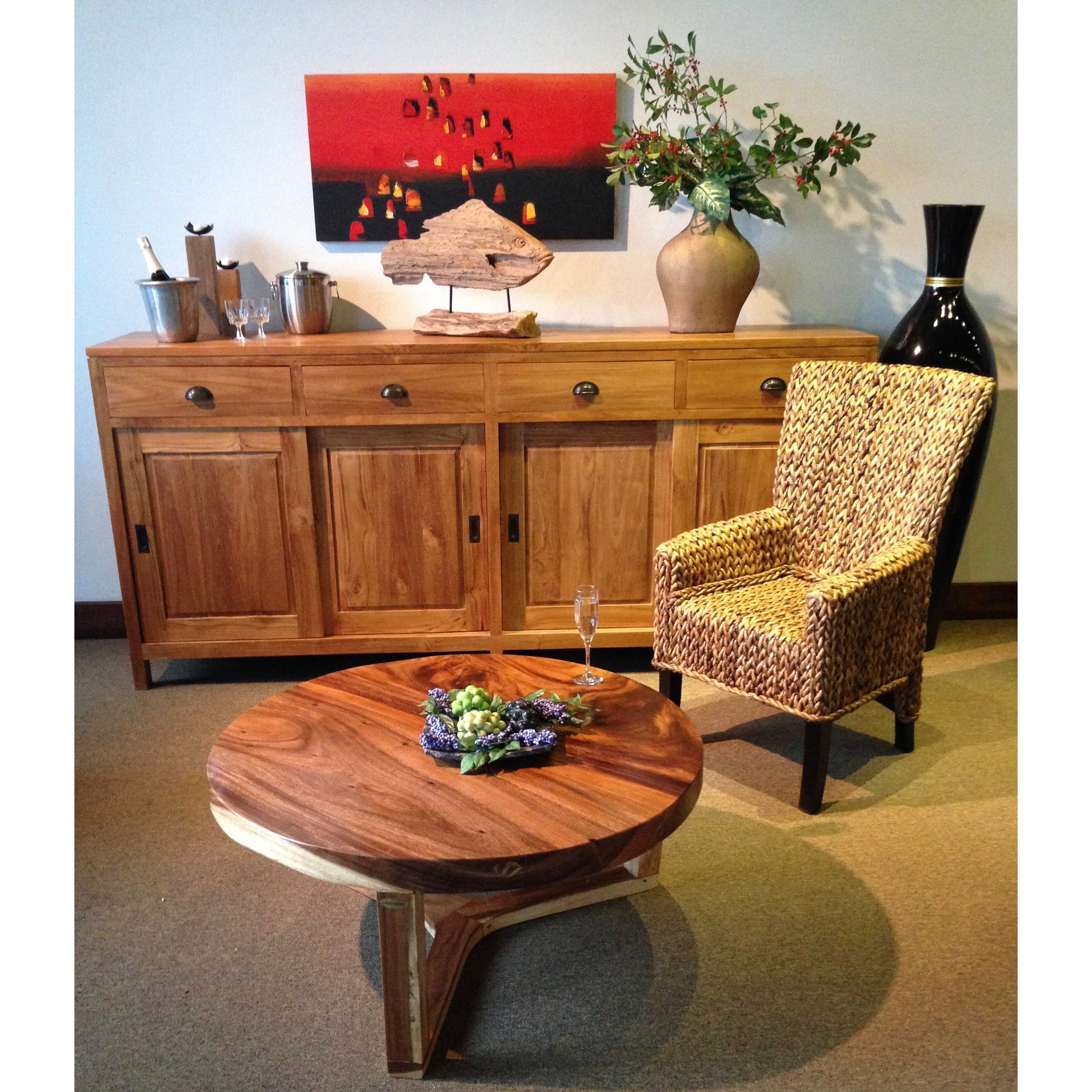 Chic Teak Coffee Table