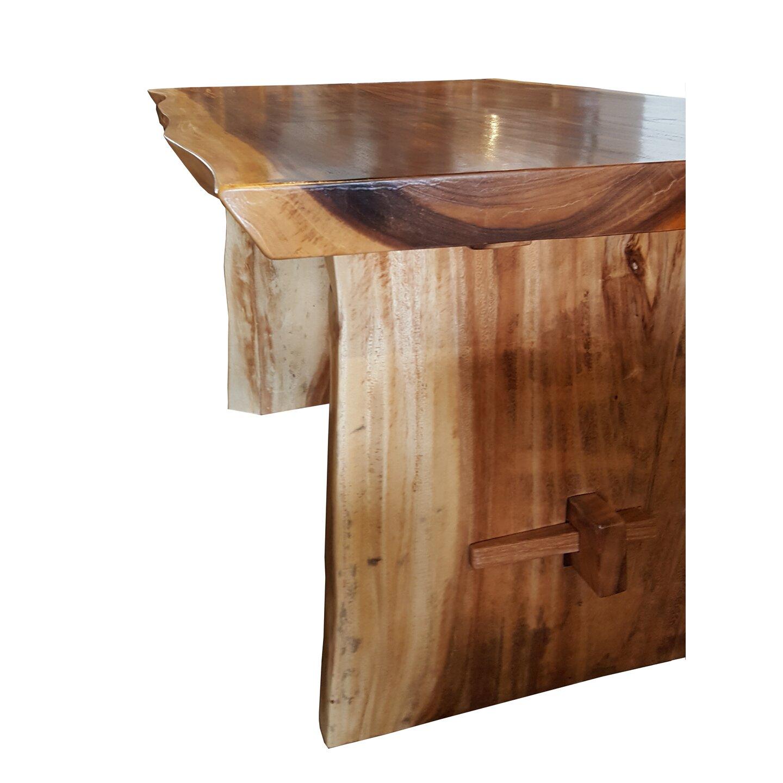 Chic Teak Coffee Table: ChicTeak Suar Dining Table