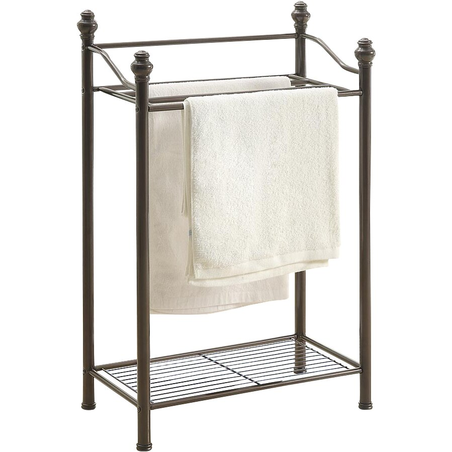 Oia Belgium Free Standing Towel Rack Reviews