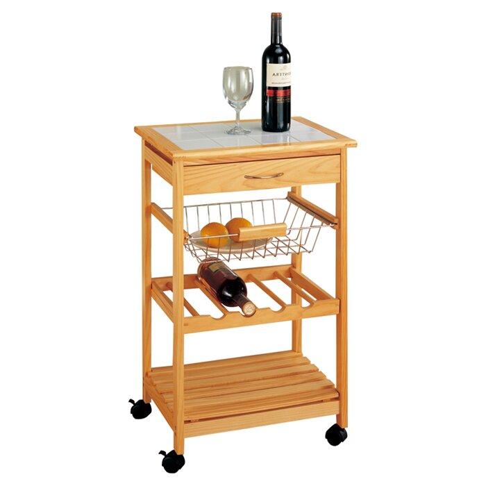 OIA Kitchen Cart & Reviews