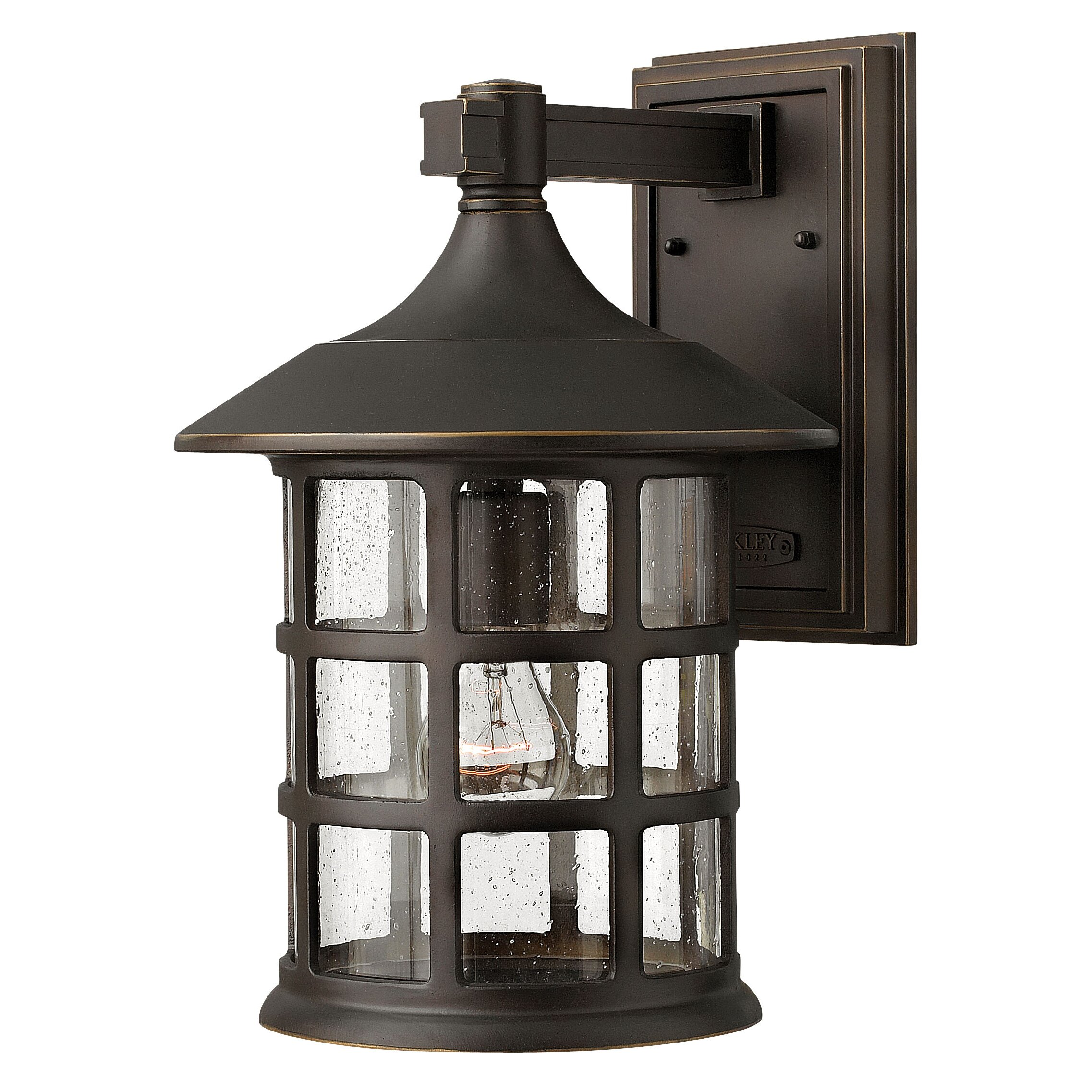 Exterior Wall Lantern Lights : Hinkley Lighting Freeport 1 Light Outdoor Wall Lantern & Reviews Wayfair