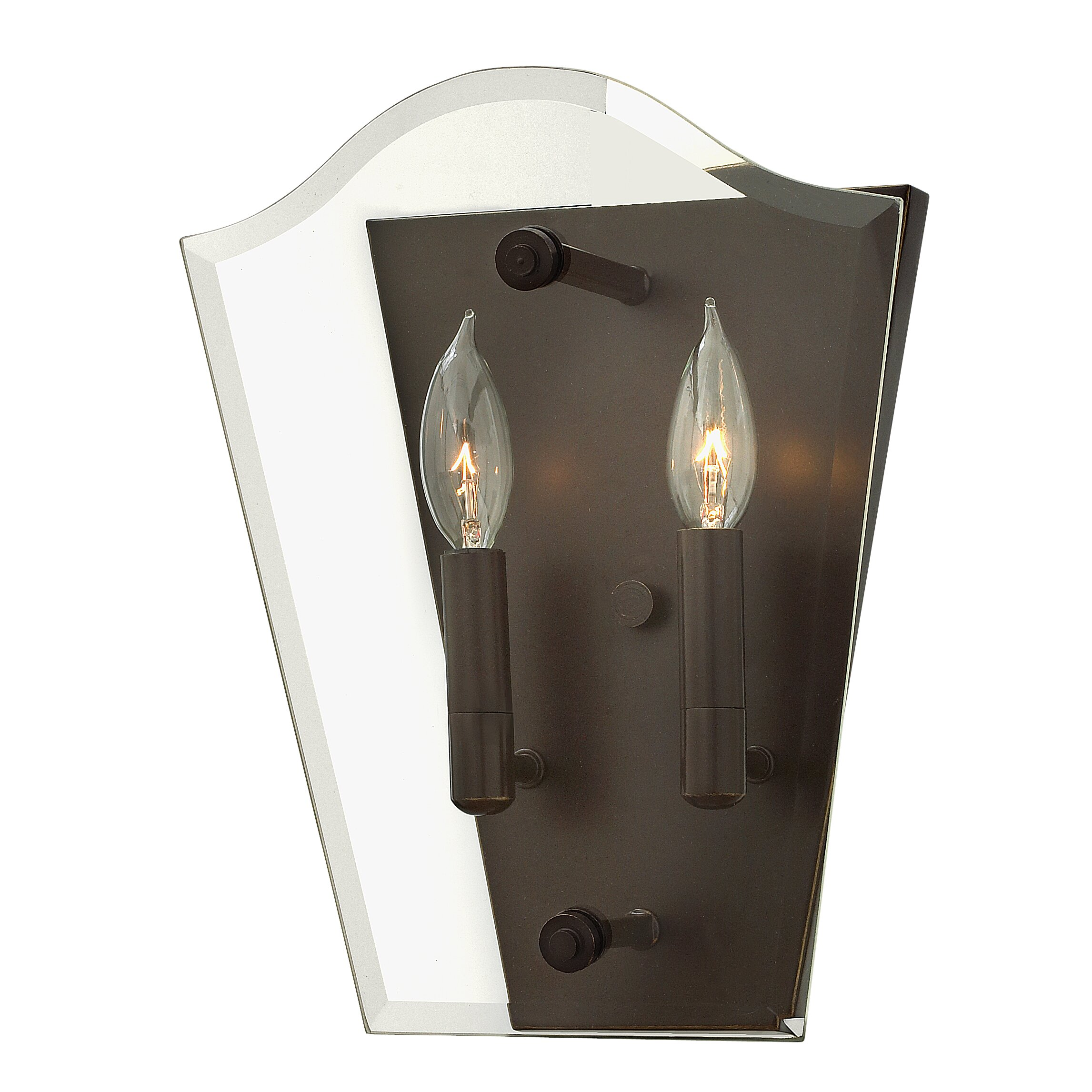 Wall Sconces 2 Lights : Hinkley Lighting Wingate 2 Light Wall Sconce Wayfair