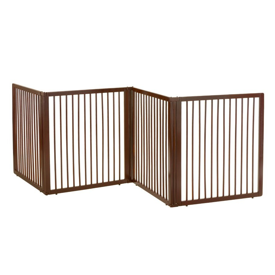 Richell Wooden Room Divider Large Wayfair