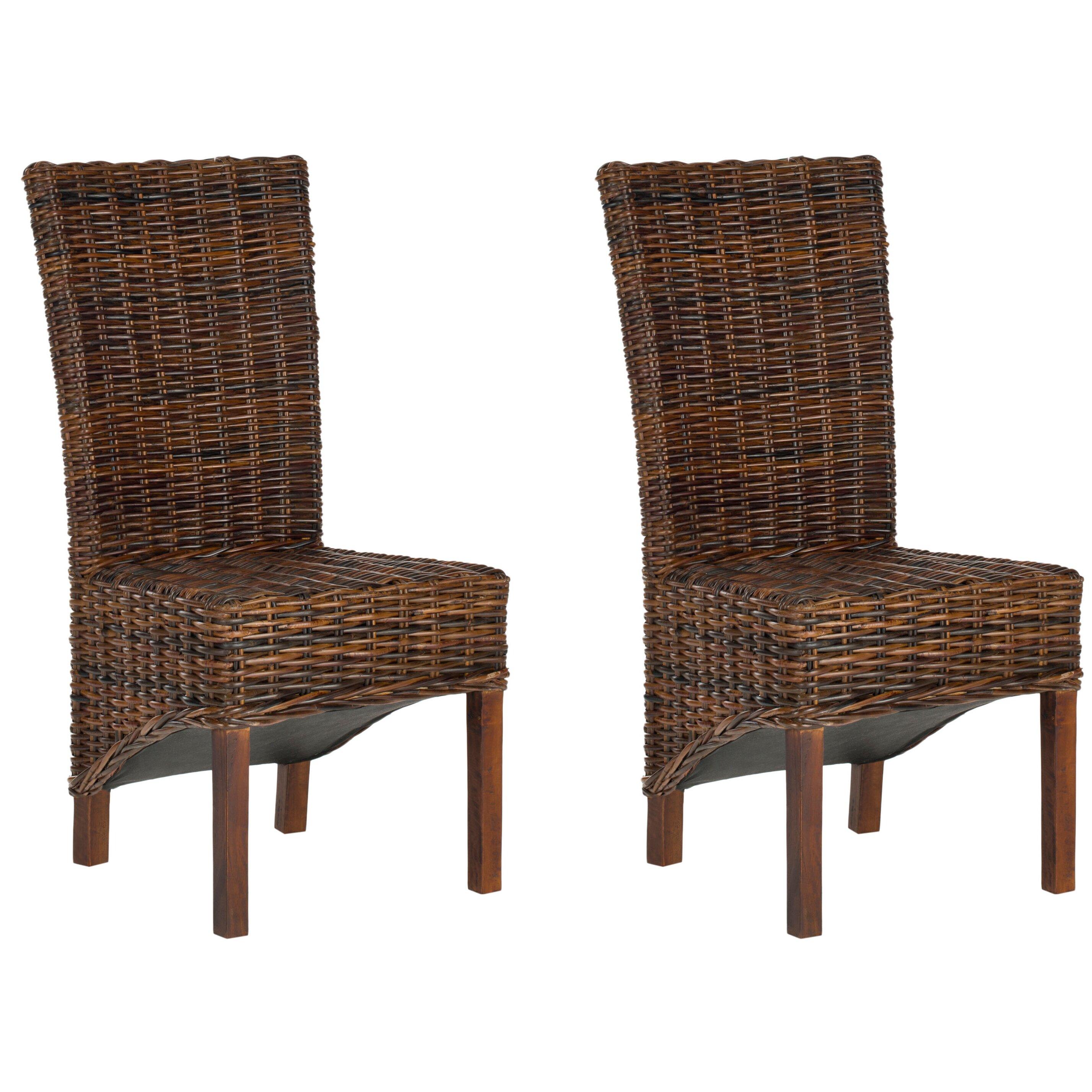 safavieh ridge side chair reviews wayfair. Black Bedroom Furniture Sets. Home Design Ideas