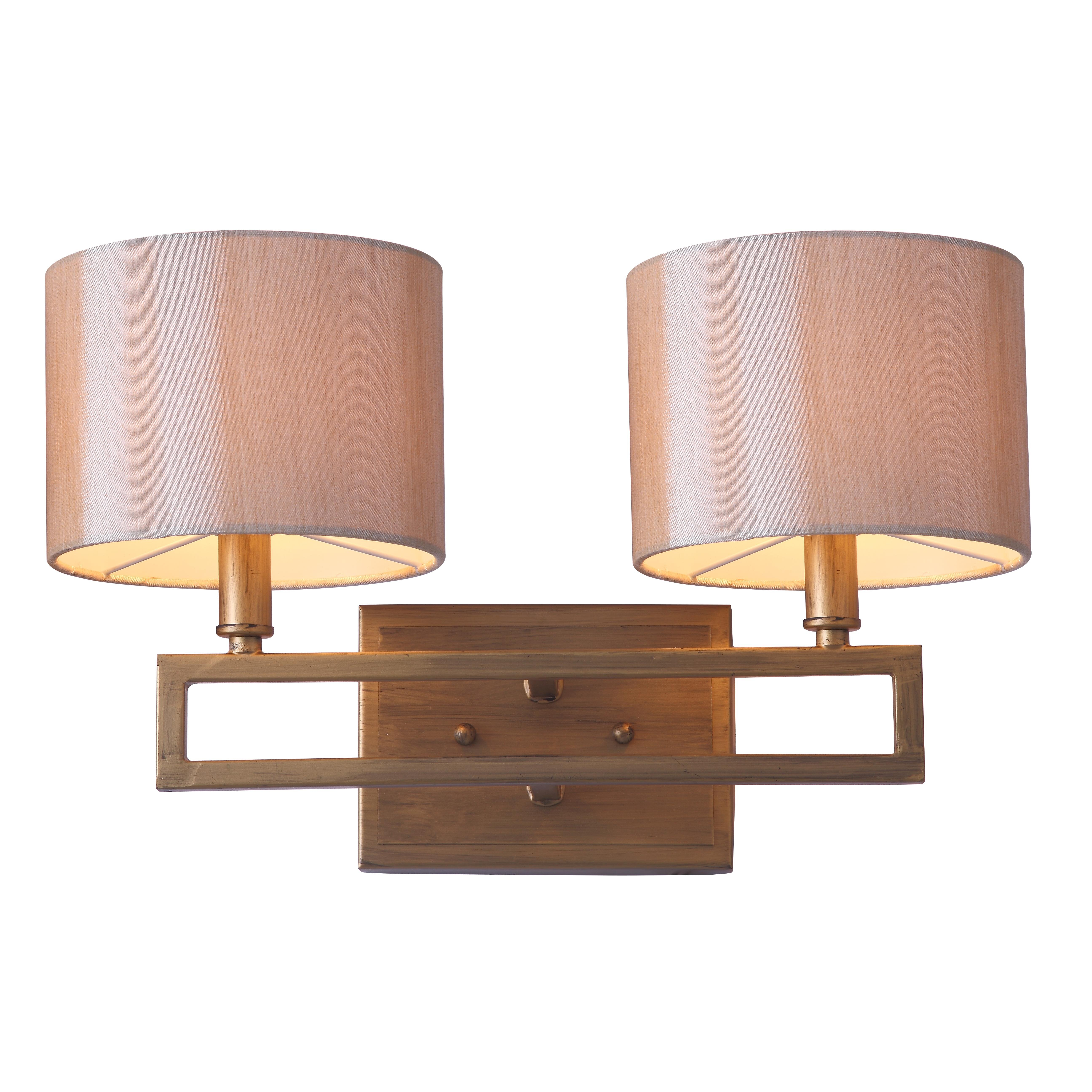 Target Wall Lamps: Safavieh Catena Wall Sconce & Reviews