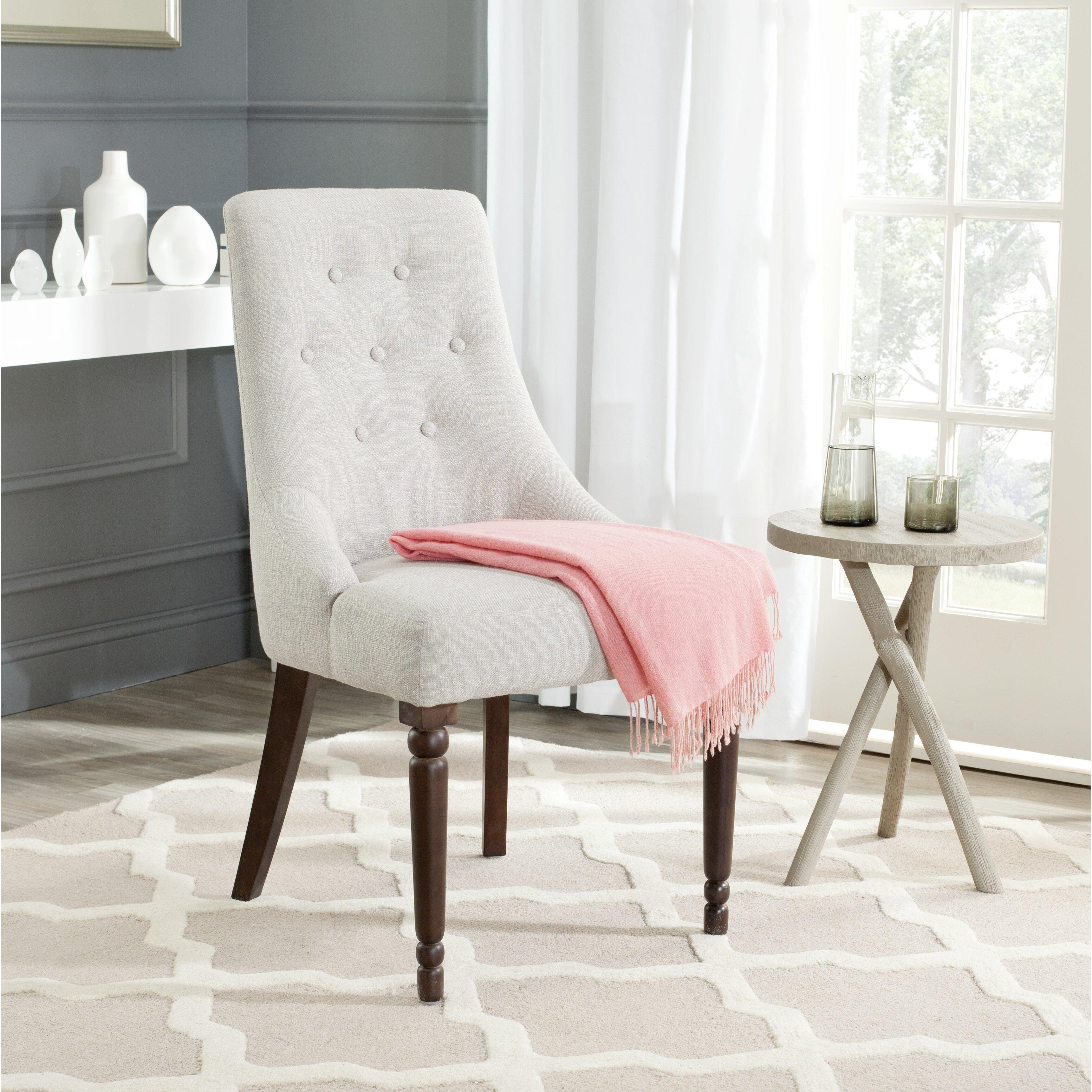 safavieh karna dining chair safavieh safavieh karna dining chair in black set of 2 safavieh. Black Bedroom Furniture Sets. Home Design Ideas